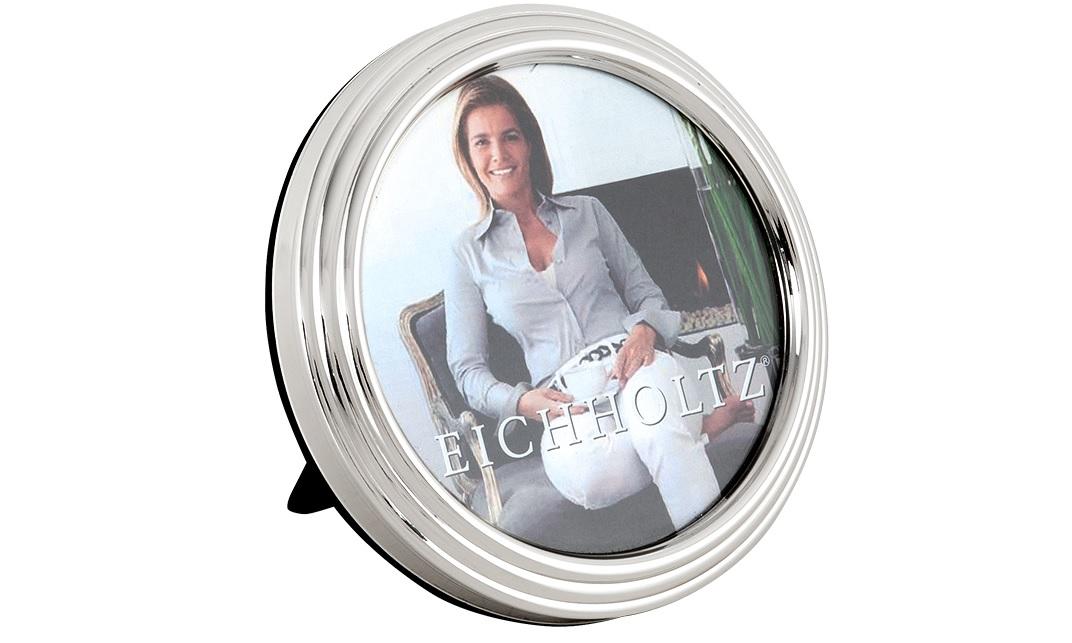 Рамка для фотографий Picture Frame ChatwinРамки для фотографий<br>Фоторамка Picture Frame Chatwin с металлической рамкой серебряного цвета и прозрачным стеклом.<br><br>Material: Металл