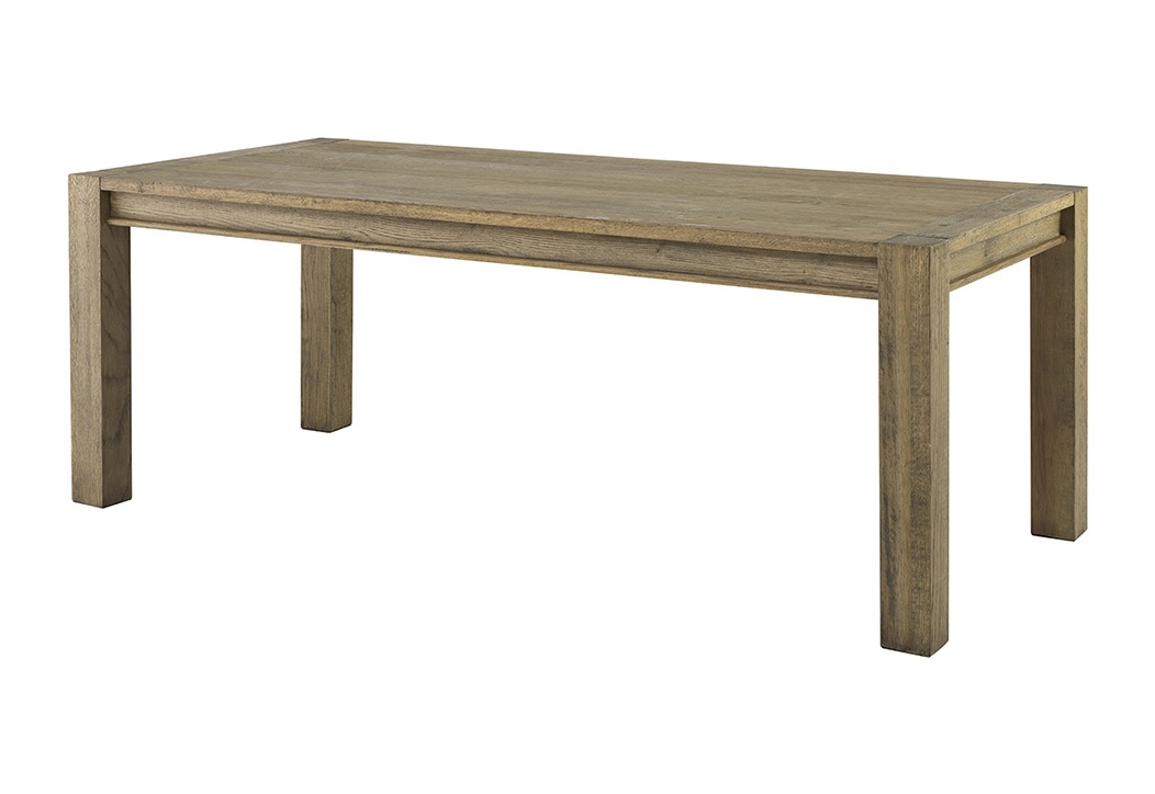 Обеденный стол Dining Table DevonОбеденные столы<br>Обеденный стол Dining Table Devon выполнен из дерева бежевого цвета.<br><br>Material: Дерево<br>Width см: 210<br>Depth см: 95<br>Height см: 80