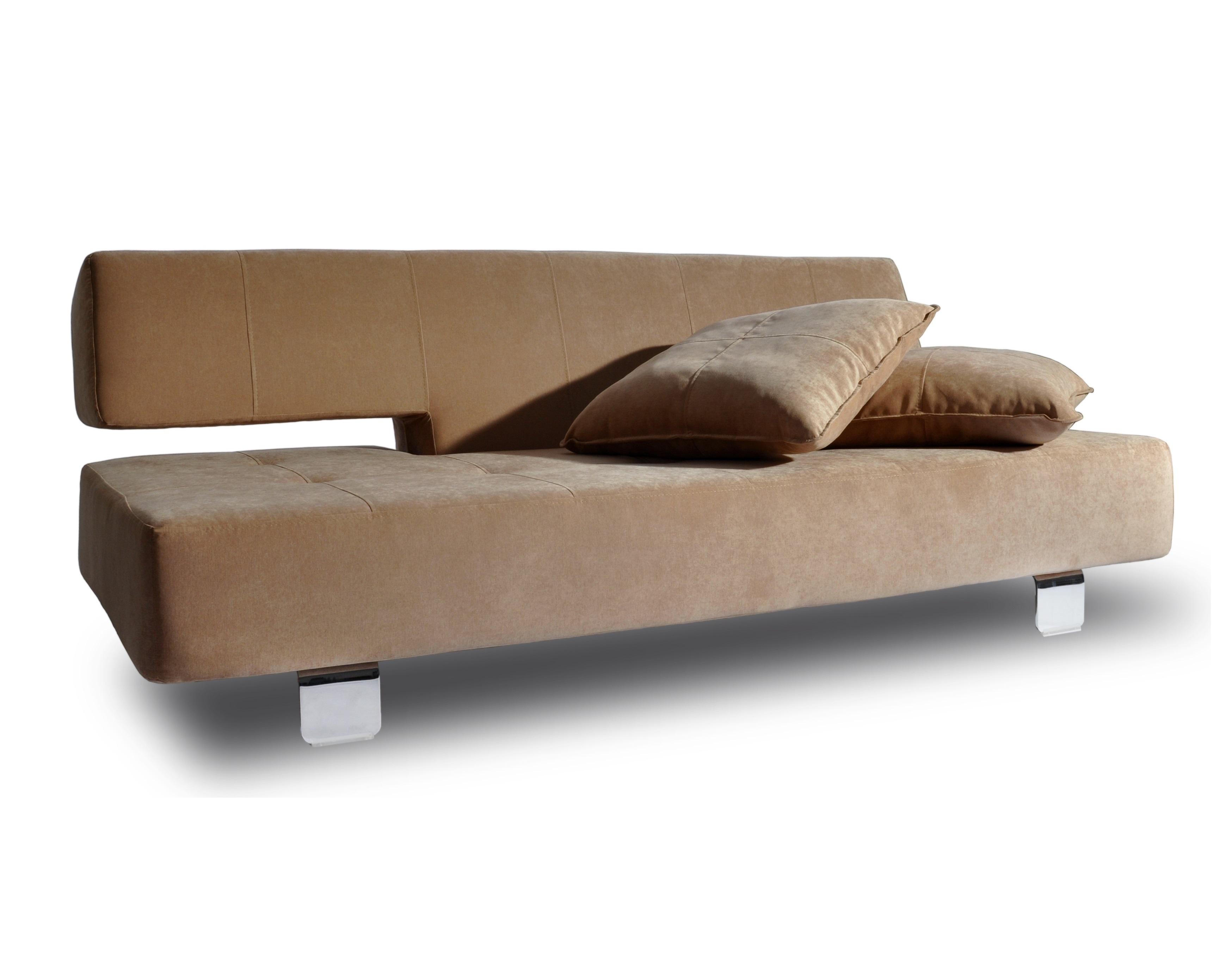 Диван ArtefaktПрямые раскладные диваны<br>&amp;lt;div&amp;gt;Этот диван, как и вся мебель в стиле «ЛОФТ», сочетает в себе множество контрастов. Строгий силуэт простых пропорций оказывается неожиданно практичным и удобным благодаря механизму трансформации. За одну секунду он перевоплощается в комфортабельное спальное место или в более удобное место для отдыха с откинутой спинкой. На этом противоречия не заканчиваются. Холодный металл и нежный велюр, который так и манит своей мягкостью, сходятся в удивительной гармонии разных полярностей. Трансформация мебели происходит при помощи спинки, в положении &amp;quot;сложено&amp;quot;, &amp;quot;релакс&amp;quot; и &amp;quot;разложено&amp;quot;. Сзади расположены две пары силиконизированных колес для легкого перемещения дивана от стены при раскладывании.&amp;amp;nbsp;&amp;lt;/div&amp;gt;&amp;lt;div&amp;gt;&amp;lt;br&amp;gt;&amp;lt;/div&amp;gt;&amp;lt;div&amp;gt;Материал: ткань, металлокаркас, ППУ. В стоимость входят 2 подушки.&amp;lt;/div&amp;gt;&amp;lt;div&amp;gt;Спальное место данной модели 210*142 см.&amp;lt;/div&amp;gt;<br><br>Material: Вельвет<br>Width см: 210<br>Depth см: 115<br>Height см: 80