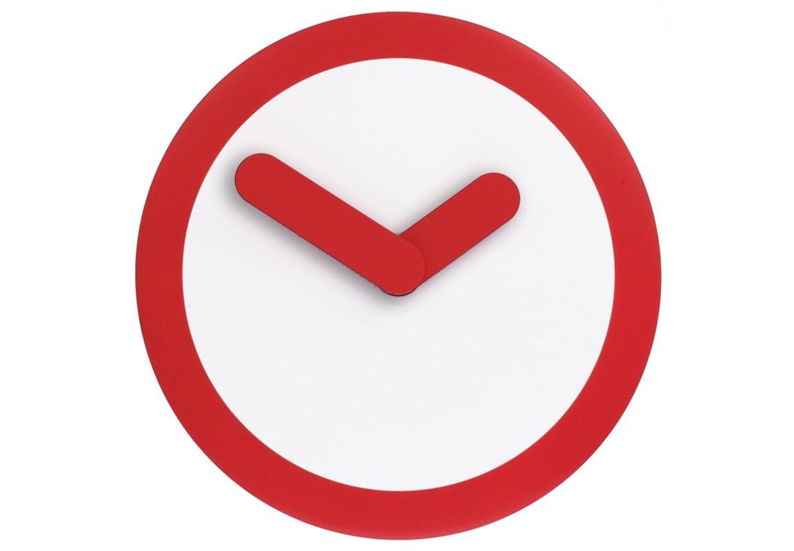 Настенные часы FOCUSНастенные часы<br>Кварцевый механизм.<br><br>Material: Пластик<br>Diameter см: 25