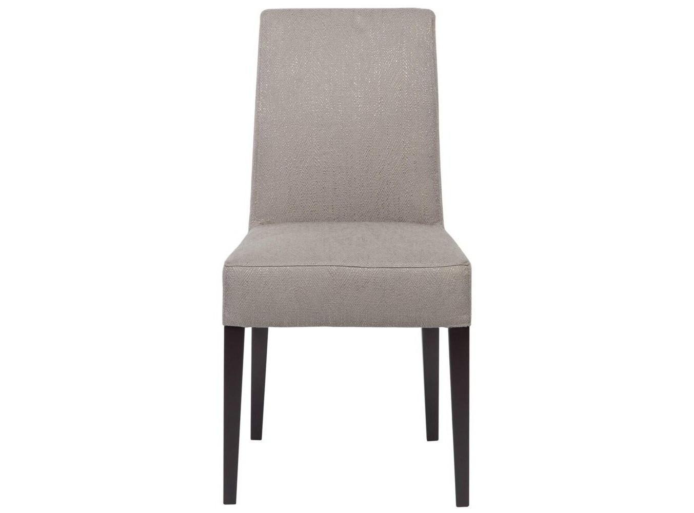 СтулОбеденные стулья<br>Классический стул с текстильной обивкой: выдержанно, удобно и, главное, красиво. Специальная обивочная ткань сохраняет цвет и форму, а слегка изогнутые ножки обеспечивают устойчивость.&amp;amp;nbsp;<br><br>Material: Текстиль<br>Width см: 48<br>Depth см: 58<br>Height см: 90