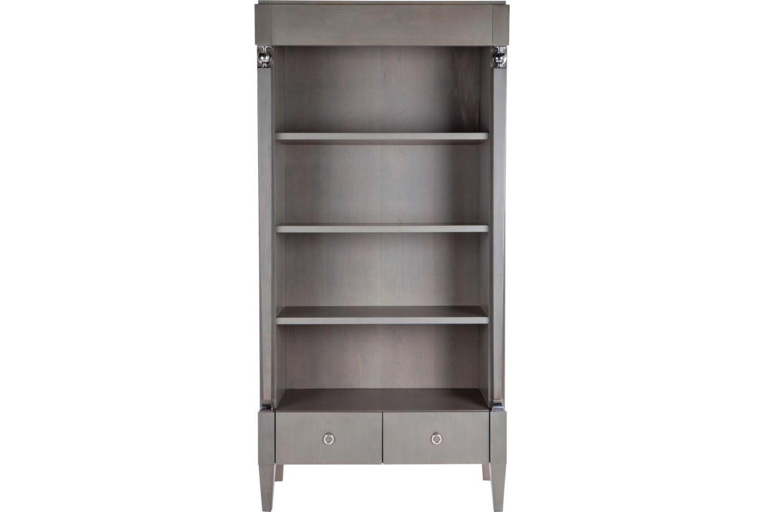 Шкаф книжныйКнижные шкафы и библиотеки<br><br><br>Material: Дерево<br>Ширина см: 126<br>Высота см: 225<br>Глубина см: 45