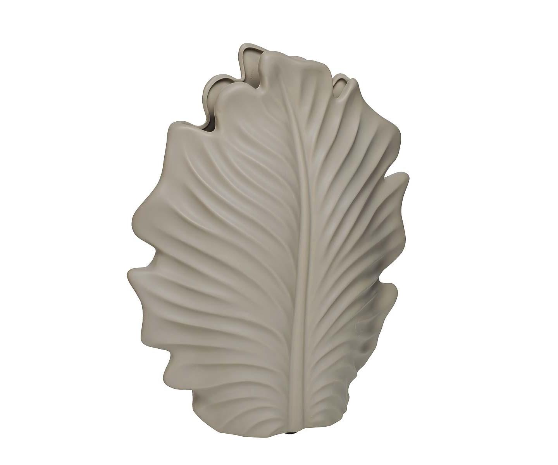 Ваза бежеваяВазы<br><br><br>Material: Керамика<br>Width см: 23<br>Depth см: 11<br>Height см: 29,5