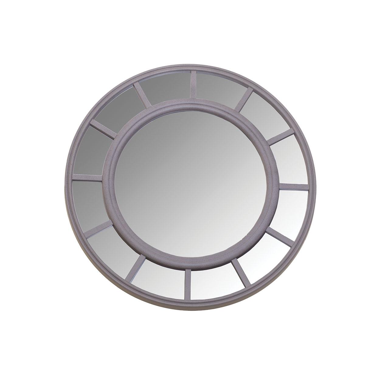 ЗеркалоНастенные зеркала<br><br><br>Material: Пластик<br>Depth см: 2,9<br>Diameter см: 60