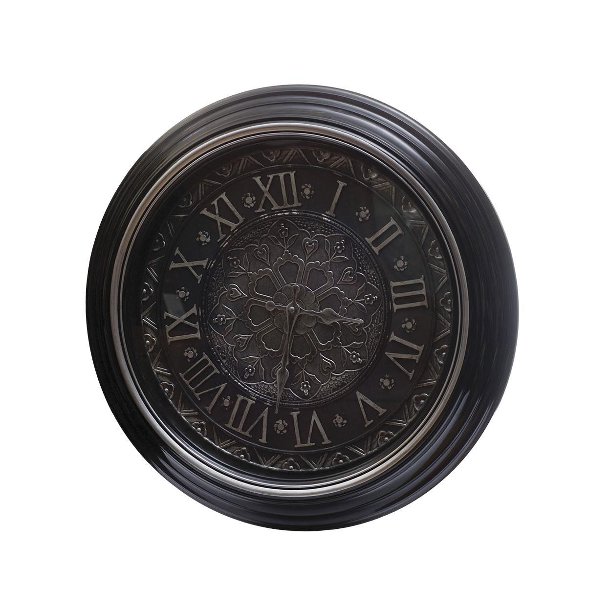 ЧасыНастенные часы<br>кварцевый механизм<br><br>Material: Пластик<br>Width см: 50<br>Depth см: 5<br>Height см: 50,5<br>Diameter см: None