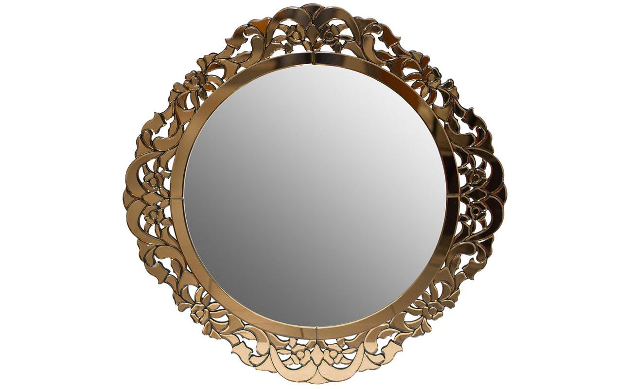 ЗеркалоНастенные зеркала<br><br><br>Material: МДФ<br>Diameter см: 100