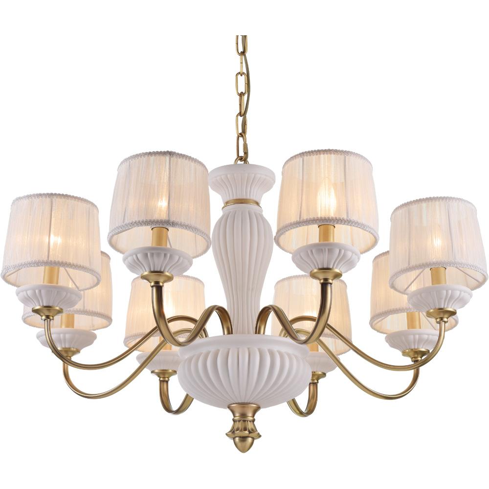 Подвесной светильникЛюстры подвесные<br>&amp;lt;div&amp;gt;Тип цоколя: E14&amp;lt;/div&amp;gt;&amp;lt;div&amp;gt;Мощность лампы: 40W&amp;amp;nbsp;&amp;lt;/div&amp;gt;&amp;lt;div&amp;gt;Количество ламп: 8&amp;lt;/div&amp;gt;&amp;lt;div&amp;gt;&amp;lt;br&amp;gt;&amp;lt;/div&amp;gt;&amp;lt;div&amp;gt;Материал: Металл, керамика, Ткань.&amp;lt;br&amp;gt;&amp;lt;/div&amp;gt;<br><br>Material: Металл<br>Height см: 60<br>Diameter см: 88