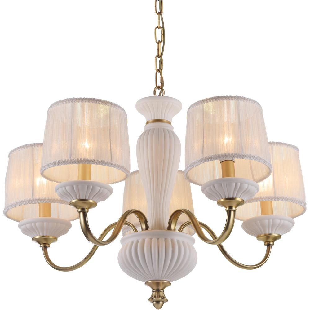 Подвесной светильникЛюстры подвесные<br>&amp;lt;div&amp;gt;Тип цоколя: E14&amp;lt;/div&amp;gt;&amp;lt;div&amp;gt;Мощность лампы: 40W&amp;amp;nbsp;&amp;lt;/div&amp;gt;&amp;lt;div&amp;gt;Количество ламп: 5&amp;lt;/div&amp;gt;&amp;lt;div&amp;gt;&amp;lt;br&amp;gt;&amp;lt;/div&amp;gt;&amp;lt;div&amp;gt;Материал: Металл, керамика, Ткань.&amp;lt;br&amp;gt;&amp;lt;/div&amp;gt;<br><br>Material: Металл<br>Высота см: 50