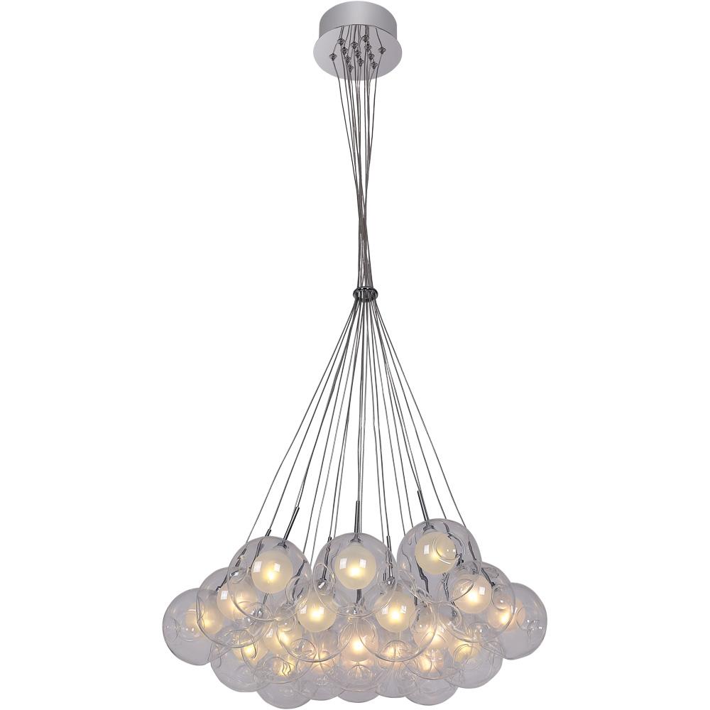 Подвесной светильникПодвесные светильники<br>&amp;lt;div&amp;gt;Тип цоколя: LED (G4)&amp;lt;/div&amp;gt;&amp;lt;div&amp;gt;Мощность лампы: 1,5W&amp;amp;nbsp;&amp;lt;/div&amp;gt;&amp;lt;div&amp;gt;Количество ламп: 19&amp;lt;/div&amp;gt;&amp;lt;div&amp;gt;Наличие ламп в комплекте: да&amp;lt;/div&amp;gt;&amp;lt;div&amp;gt;&amp;lt;br&amp;gt;&amp;lt;/div&amp;gt;&amp;lt;div&amp;gt;Материал: металл, стекло.&amp;lt;br&amp;gt;&amp;lt;/div&amp;gt;<br><br>Material: Металл<br>Height см: 15<br>Diameter см: 62