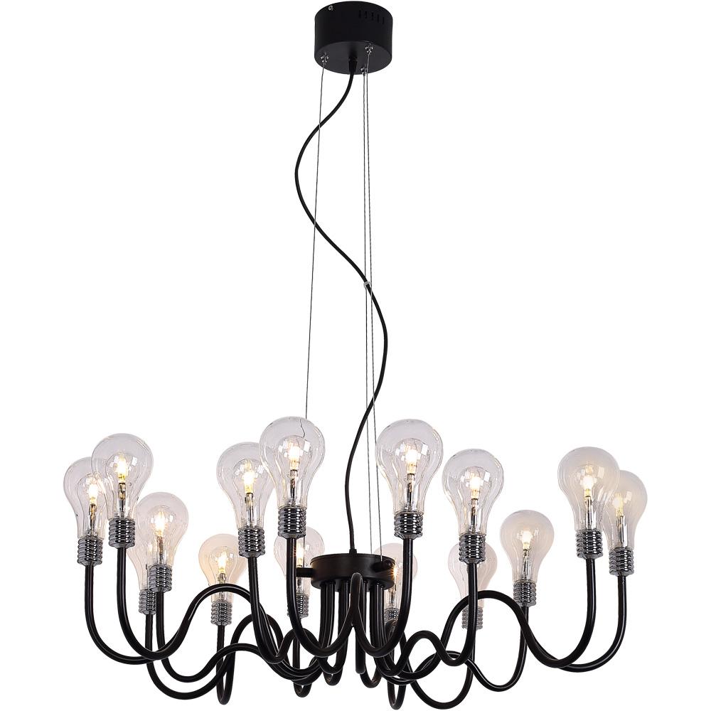Подвесной светильникПодвесные светильники<br>&amp;lt;div&amp;gt;Тип цоколя: LED (G4)&amp;lt;/div&amp;gt;&amp;lt;div&amp;gt;Мощность лампы: 1,5W&amp;amp;nbsp;&amp;lt;/div&amp;gt;&amp;lt;div&amp;gt;Количество ламп: 15&amp;lt;/div&amp;gt;&amp;lt;div&amp;gt;Наличие ламп в комплекте: да&amp;lt;/div&amp;gt;&amp;lt;div&amp;gt;&amp;lt;br&amp;gt;&amp;lt;/div&amp;gt;&amp;lt;div&amp;gt;Материал: металл, стекло.&amp;lt;br&amp;gt;&amp;lt;/div&amp;gt;<br><br>Material: Металл<br>Height см: 30<br>Diameter см: 85