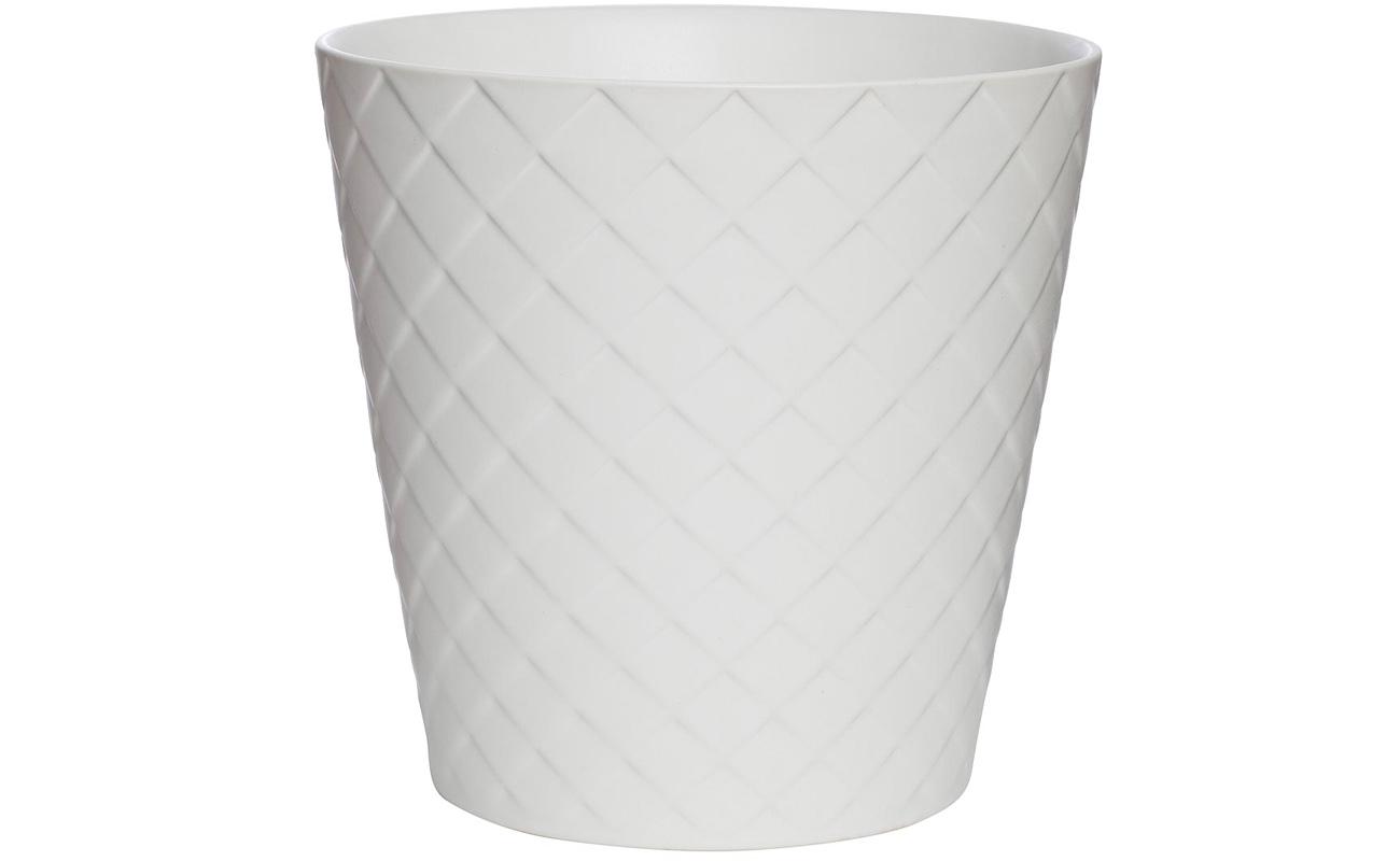 КашпоКашпо<br><br><br>Material: Керамика<br>Height см: 18,8<br>Diameter см: 19,2