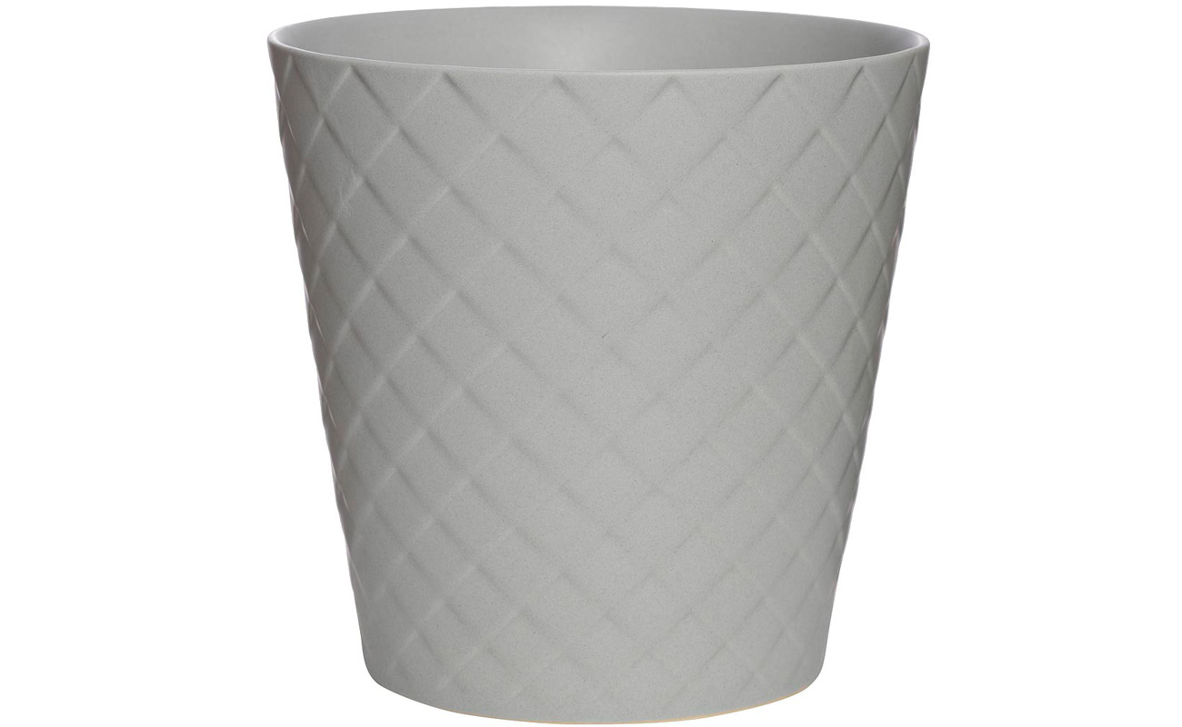 КашпоКашпо и аксессуары для цветов<br><br><br>Material: Керамика<br>Высота см: 18