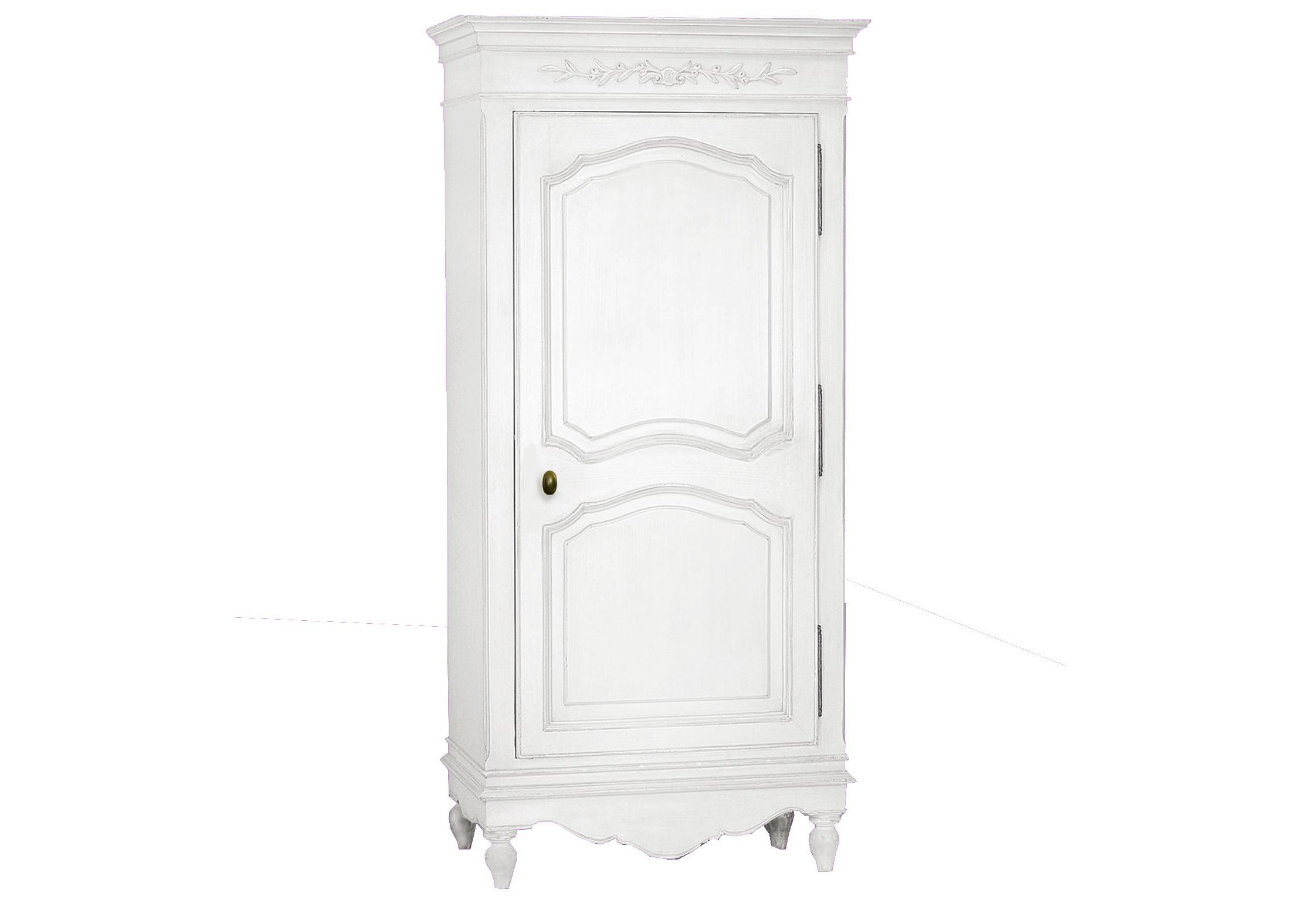 Шкаф Снежный провансПлатяные шкафы<br>Белая мебель Прованс для гостиной, спальни, столовой, кабинета отлично впишется в Ваш загородный дом. Белая высококачественная мебель &amp;quot;Снежный Прованс&amp;quot; также может послужить в качестве обстановки детской комнаты подростка. Это функциональная удобная мебель европейского качества. Коллекция изготовлена из массива бука (каркасы и точеные элементы мебели) и из высококачественного МДФ (филенчатые части) и соответствует немецким стандартам для детской мебели.<br>Мебель &amp;quot;Снежный Прованс&amp;quot; имеет плавные изогнутые формы и украшена потертым вручную декором в виде оливковой ветви. Шкаф 1-сворчатый белый в стиле Прованс Ля Нэж из массива бука, филенчатые части из МДФ высокого качества, водный матовый лак, идеально в качестве детской мебели для девочки подростка. Мебель украшена потертым вручную декором в виде оливковой ветви.<br><br>Material: Бук<br>Length см: None<br>Width см: 90.8<br>Depth см: 60.6<br>Height см: 206.8<br>Diameter см: None