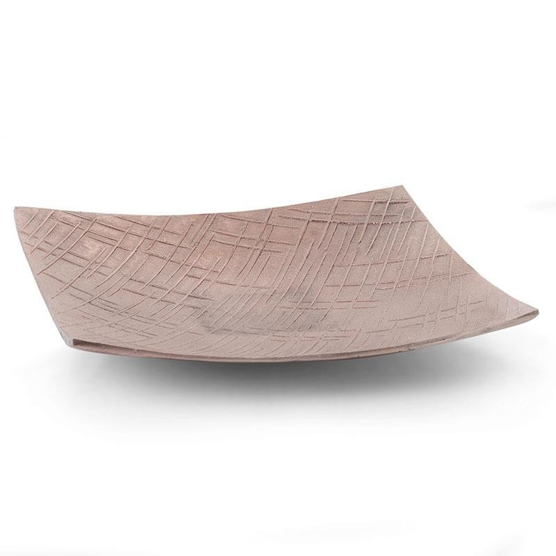 Блюдо Costa da CaparicaДекоративные блюда<br><br><br>Material: Керамика<br>Length см: 29<br>Width см: 29<br>Depth см: None<br>Height см: 6