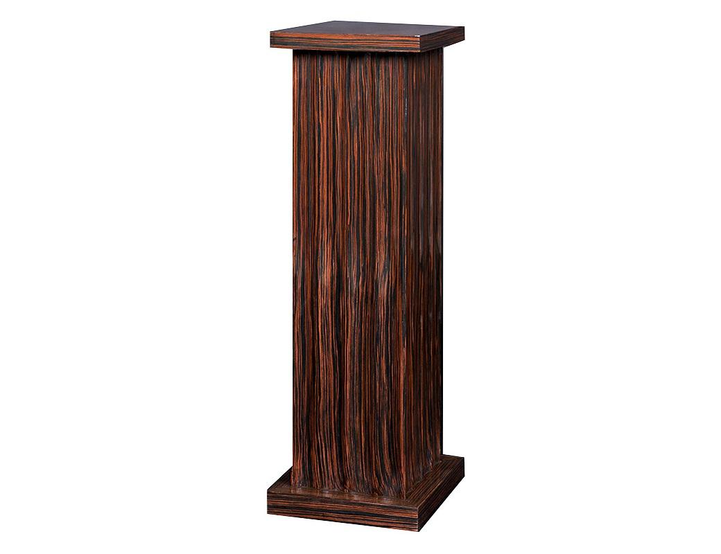 КолоннаПьедесталы<br>Колонна Column Astrakhan выполнена из дерева коричневого цвета.<br><br>Material: Дерево<br>Width см: 41,5<br>Depth см: 41,5<br>Height см: 120