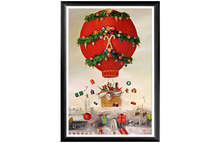 Арт-постер «Подарки»