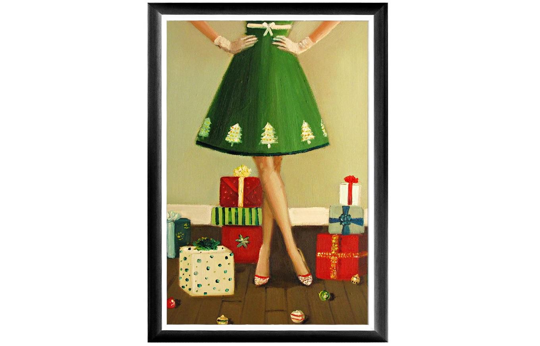 Арт-постер «Рождественское платье»Постеры<br>&amp;lt;div&amp;gt;Подобно мозаике, уют и гармония складываются из калейдоскопа деталей, общающихся между собой на языке эстетики и Вашего личного вкуса. Теплые палитры импрессионизма богаты цветовой энергией, позитивными эмоциями и светлым настроением, столь желанными нашей повседневной домашней атмосфере. Строгая грациозная рама выигрышно подчеркнет яркие палитры постимпрессионизма, богатого теплой энергией, позитивными эмоциями и светлым настроением, столь желанными нашей повседневной домашней атмосфере. Классический цвет рамы составит безупречную гармонию прочим дизайнерским аксессуарам.&amp;lt;/div&amp;gt;&amp;lt;div&amp;gt;&amp;lt;br&amp;gt;&amp;lt;/div&amp;gt;&amp;lt;div&amp;gt;Материал: рама - багет из полистирола; защитный слой - прозрачный пластик; профессиональная печать на дизайнерской бумаге.&amp;lt;/div&amp;gt;&amp;lt;div&amp;gt;&amp;lt;br&amp;gt;&amp;lt;/div&amp;gt;<br><br>&amp;lt;iframe width=&amp;quot;530&amp;quot; height=&amp;quot;360&amp;quot; src=&amp;quot;https://www.youtube.com/embed/MDYV1hT42Qs&amp;quot; frameborder=&amp;quot;0&amp;quot; allowfullscreen=&amp;quot;&amp;quot;&amp;gt;&amp;lt;/iframe&amp;gt;<br><br>Material: Бумага<br>Width см: 46<br>Depth см: 2<br>Height см: 66