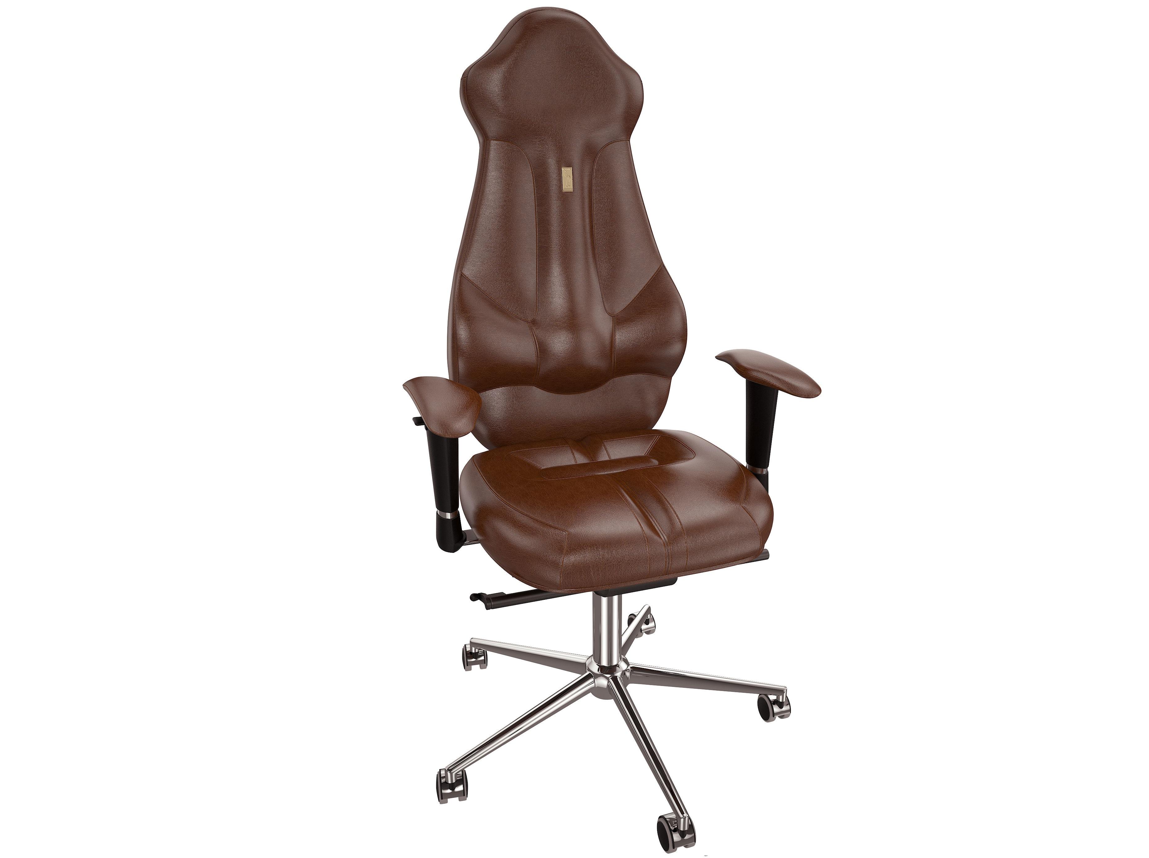 Кресло IMPERIALРабочие кресла<br>Данное кресло отличается классическим дизайном и презентабельностью. Плавные, витиеватые линии и мягкие формы создают атмосферу утонченной роскоши и аристократизма.&amp;amp;nbsp;<br><br>Material: Кожа<br>Length см: None<br>Width см: 71<br>Depth см: 52<br>Height см: 142<br>Diameter см: None