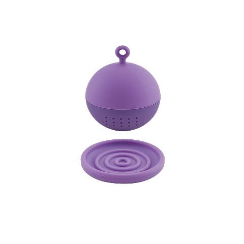 Емкость для заваркиЕмкости для хранения<br>KINTO – одна из самых востребованных и популярных японских марок посуды. Кружки, чайники, емкости для заваривания чая, соковыжималки отличаются высокой прочностью, надежностью, отсутствием сколов, стойкостью к царапинам и механическим повреждениям. Именно это сделало KINTO лидером современного рынка практичной посуды.<br><br>Material: Пластик<br>Diameter см: 5