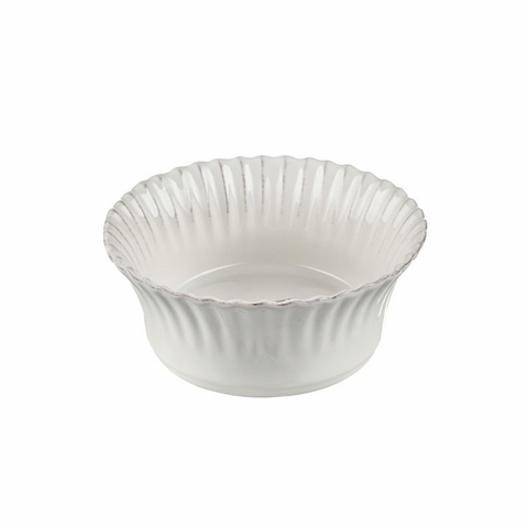 Чаша глубокаяЧаши<br>Costa Nova (Португалия) – керамическая посуда из самого сердца Португалии. Она максимально эстетична и функциональна. Керамическая посуда Costa Nova абсолютно устойчива к мытью, даже в посудомоечной машине, ее вполне можно использовать для замораживания продуктов и в микроволновой печи, при этом можно не бояться повредить эту великолепную глазурь и свежие краски. Такую посуду легко мыть, при ее очистке можно использовать металлические губки – и все это благодаря прочному глазурованному покрытию.&amp;amp;nbsp;<br><br>Material: Керамика<br>Diameter см: 16