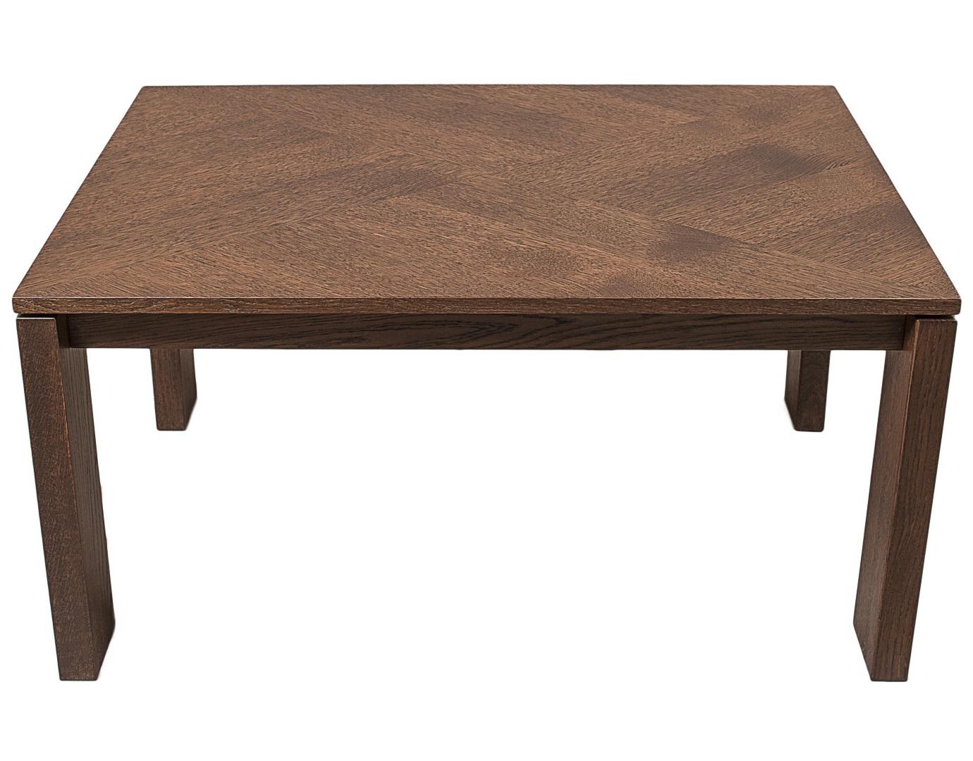 Журнальный стол EaseЖурнальные столики<br>Журнальный столик с оригинальным рисунком пересекающихся текстур. Название Ease в переводе с английского - легкость, непринужденность. Мы назвали эту модель так потому, что столик воспринимается очень легким, буквально невесомым и легко впишется в интерьер вашей гостиной.&amp;amp;nbsp;&amp;lt;div&amp;gt;&amp;lt;br&amp;gt;&amp;lt;/div&amp;gt;&amp;lt;div&amp;gt;Возможно изготовление в других размерах и цвете.&amp;amp;nbsp;&amp;lt;/div&amp;gt;&amp;lt;div&amp;gt;Поставляется в готовом виде — сборка не требуется.<br>&amp;lt;/div&amp;gt;<br><br>Material: Дерево<br>Length см: None<br>Width см: 90<br>Depth см: 64<br>Height см: 45.5