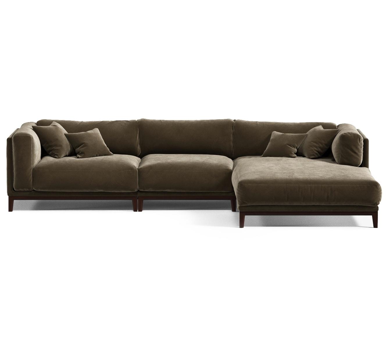 Диван Case 4Угловые диваны<br>&amp;lt;div&amp;gt;Эта модель четырехместного дивана подойдет в любые помещения благодаря модульной конструкции, современному дизайну и эргономичному наполнителю. Объемные подушки из прорезиненного пенополиуретана нескольких степеней жесткости вместе с удобной глубокой посадкой создают необычайно комфортную зону отдыха и легко восстанавливают форму.&amp;lt;br&amp;gt;&amp;lt;/div&amp;gt;&amp;lt;div&amp;gt;&amp;lt;br&amp;gt;&amp;lt;/div&amp;gt;&amp;lt;div&amp;gt;Все чехлы съемные, их легко стирать. Диваны не имеют оборотной стороны и могут устанавливаться в центре помещения. В комплекте с диваном поставляются декоративные подушки.&amp;amp;nbsp;&amp;lt;div&amp;gt;Диван Case доступен к заказу в нескольких категориях ткани и с 5 вариантами тонировки ножек. Кроме того, возможен заказ дивана Case в индивидуальном размере и в собственной ткани.&amp;lt;/div&amp;gt;&amp;lt;div&amp;gt;Вы можете выбрать любой цвет обивки из палитры. В категории 2 цена без изменения. Категории 1 и 3 цена по запросу у менеджера.&amp;amp;nbsp;&amp;lt;div&amp;gt;Также возможны нестандартные варианты сочетания обивки и отделки дивана. Гарантия на изделия составляет 3 года.&amp;lt;/div&amp;gt;&amp;lt;/div&amp;gt;&amp;lt;/div&amp;gt;<br><br>Material: Текстиль<br>Length см: None<br>Width см: 342<br>Depth см: 195<br>Height см: 80<br>Diameter см: None