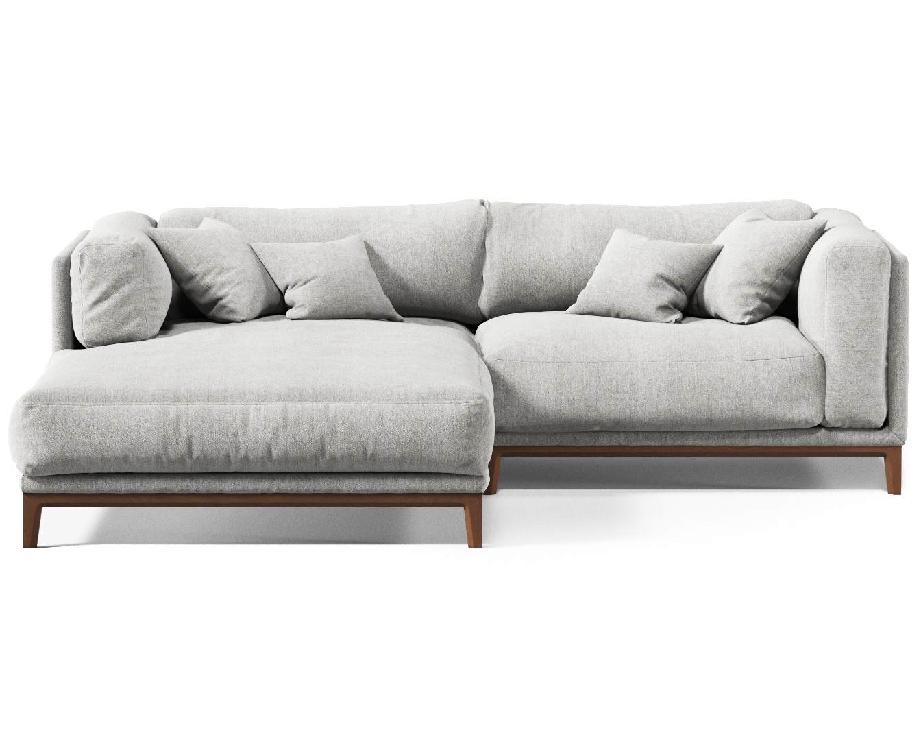 Диван Case 2Угловые диваны<br>&amp;lt;div&amp;gt;Эта модель трехместного дивана подойдет в любые помещения благодаря модульной конструкции, современному дизайну и эргономичному наполнителю. Объемные подушки из прорезиненного пенополиуретана нескольких степеней жесткости вместе с удобной глубокой посадкой создают необычайно комфортную зону отдыха и легко восстанавливают форму.&amp;lt;br&amp;gt;&amp;lt;/div&amp;gt;&amp;lt;div&amp;gt;&amp;lt;br&amp;gt;&amp;lt;/div&amp;gt;&amp;lt;div&amp;gt;Все чехлы съемные, их легко стирать. Диваны не имеют оборотной стороны и могут устанавливаться в центре помещения. В комплекте с диваном поставляются декоративные подушки.&amp;amp;nbsp;&amp;lt;div&amp;gt;Диван Case доступен к заказу в нескольких категориях ткани и с 5 вариантами тонировки ножек. Кроме того, возможен заказ дивана Case в индивидуальном размере и в собственной ткани.&amp;lt;/div&amp;gt;&amp;lt;div&amp;gt;Вы можете выбрать любой цвет обивки из палитры. В категории 1 цена без изменения. Категории 2 и 3 цена по запросу у менеджера.&amp;amp;nbsp;&amp;lt;div&amp;gt;Также возможны нестандартные варианты сочетания обивки и отделки дивана. Гарантия на изделия составляет 3 года.&amp;lt;/div&amp;gt;&amp;lt;/div&amp;gt;&amp;lt;/div&amp;gt;<br><br>Material: Текстиль<br>Ширина см: 248<br>Высота см: 80<br>Глубина см: 195