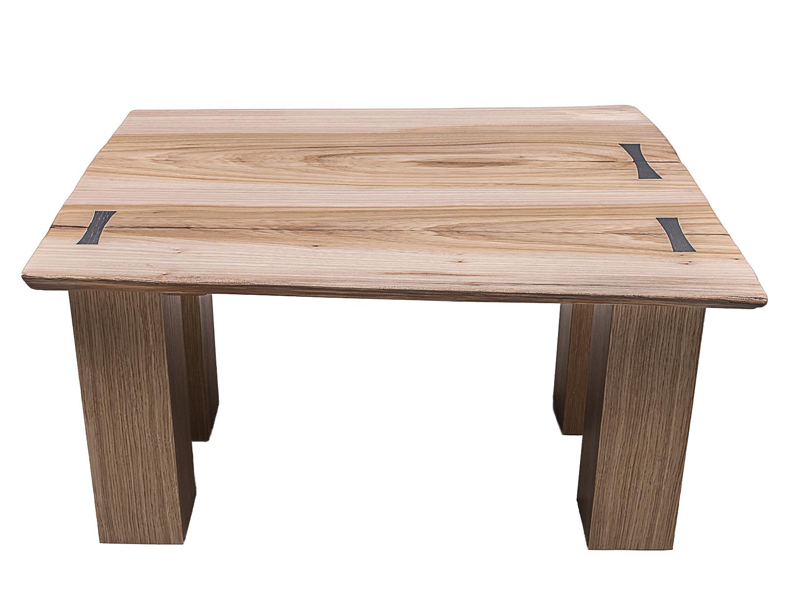 Кофейный столик «Slab 11»Кофейные столики<br>Кофейный столик Slab 11 со столешницей из массива карагача с его неповторимой текстурой, естественным &amp;quot;живым&amp;quot; краем и вставками-бабочками. Стол «впитал» в себя черты японского минимализма и современного стиля Live Edge. Такой столик будет уместен не только в интерьере лофт, но и в интерьерах других стилей.&amp;amp;nbsp;&amp;lt;div&amp;gt;&amp;lt;br&amp;gt;&amp;lt;/div&amp;gt;&amp;lt;div&amp;gt;Возможно изготовление в других размерах и цвете.&amp;amp;nbsp;&amp;lt;/div&amp;gt;&amp;lt;div&amp;gt;Поскольку столик имеет «живой» край, то ширина столика немного варьируется — плюс-минус 3 см.&amp;amp;nbsp;&amp;lt;/div&amp;gt;&amp;lt;div&amp;gt;Поставляется в готовом виде — сборка не требуется.<br>&amp;lt;/div&amp;gt;<br><br>Material: Дерево<br>Length см: None<br>Width см: 71<br>Depth см: 54<br>Height см: 40.5