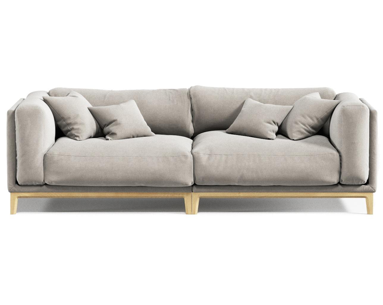 Диван Case 1Трехместные диваны<br>&amp;lt;div&amp;gt;Эта модель трехместного дивана подойдет в любые помещения благодаря модульной конструкции, современному дизайну и эргономичному наполнителю. Объемные подушки из прорезиненного пенополиуретана нескольких степеней жесткости вместе с удобной глубокой посадкой создают необычайно комфортную зону отдыха и легко восстанавливают форму.&amp;lt;br&amp;gt;&amp;lt;/div&amp;gt;&amp;lt;div&amp;gt;&amp;lt;br&amp;gt;&amp;lt;/div&amp;gt;&amp;lt;div&amp;gt;Все чехлы съемные, их легко стирать. Диваны не имеют оборотной стороны и могут устанавливаться в центре помещения. В комплекте с диваном поставляются декоративные подушки.&amp;amp;nbsp;&amp;lt;div&amp;gt;Диван Case доступен к заказу в нескольких категориях ткани и с 5 вариантами тонировки ножек. Кроме того, возможен заказ дивана Case в индивидуальном размере и в собственной ткани.&amp;lt;/div&amp;gt;&amp;lt;div&amp;gt;Вы можете выбрать любой цвет обивки из палитры. В категории 1 цена без изменения. Категории 2 и 3 цена по запросу у менеджера.&amp;amp;nbsp;&amp;lt;div&amp;gt;Также возможны нестандартные варианты сочетания обивки и отделки дивана. Гарантия на изделия составляет 3 года.&amp;lt;/div&amp;gt;&amp;lt;/div&amp;gt;&amp;lt;/div&amp;gt;<br><br>Material: Текстиль<br>Ширина см: 248<br>Высота см: 80<br>Глубина см: 94