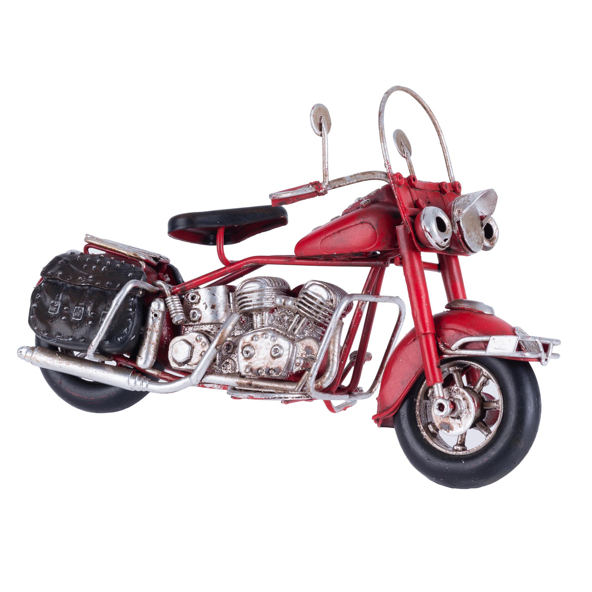 Декоративный мотоцикл PineroloДругое<br><br><br>Material: Металл<br>Ширина см: 19<br>Высота см: 12<br>Глубина см: 7