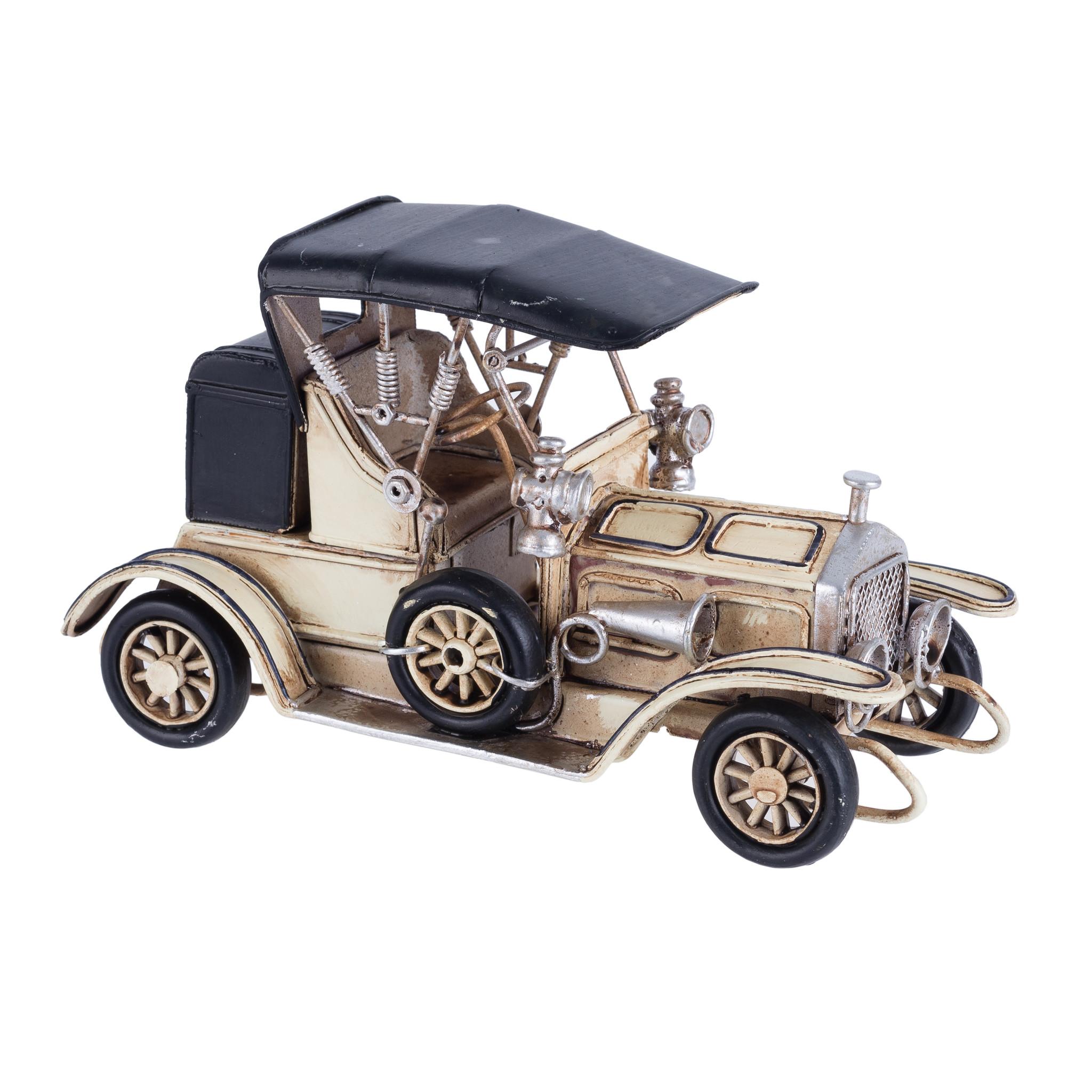 Декоративный автомобиль PinzoloДругое<br><br><br>Material: Металл<br>Width см: 16<br>Depth см: 6<br>Height см: 10
