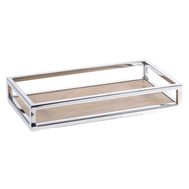 Поднос PoncaДекоративные подносы<br>Материал: нержавеющая сталь<br><br>Material: Металл