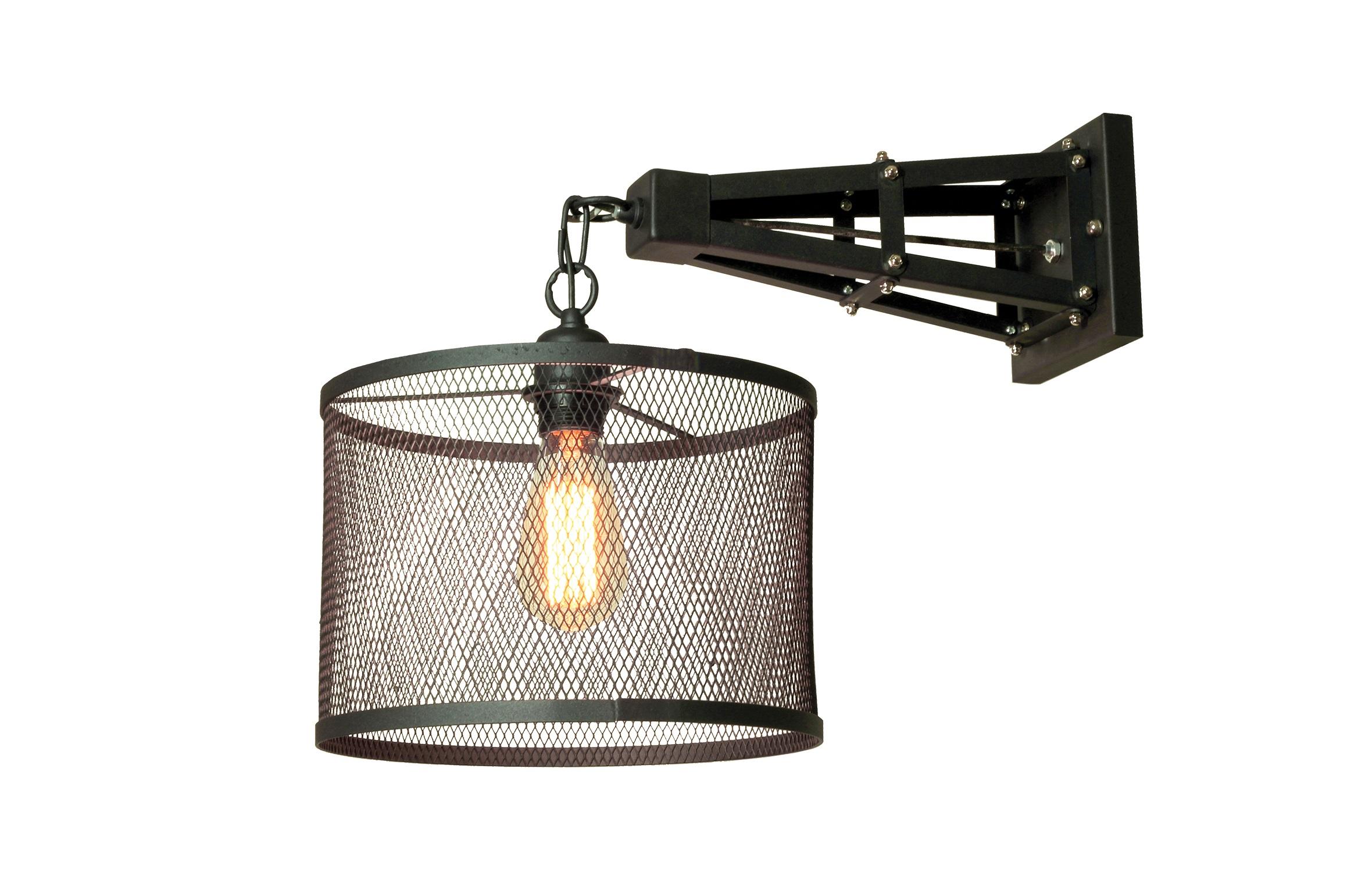 Настенный светильникУличные подвесные и потолочные светильники<br>&amp;lt;div&amp;gt;Вид цоколя: E27&amp;lt;br&amp;gt;&amp;lt;/div&amp;gt;&amp;lt;div&amp;gt;&amp;lt;div&amp;gt;Мощность: 60W&amp;lt;/div&amp;gt;&amp;lt;div&amp;gt;Количество ламп: 1&amp;lt;/div&amp;gt;&amp;lt;div&amp;gt;Наличие ламп: отсутствуют.&amp;lt;/div&amp;gt;&amp;lt;/div&amp;gt;<br><br>Material: Металл<br>Length см: 36<br>Width см: 30<br>Depth см: 49