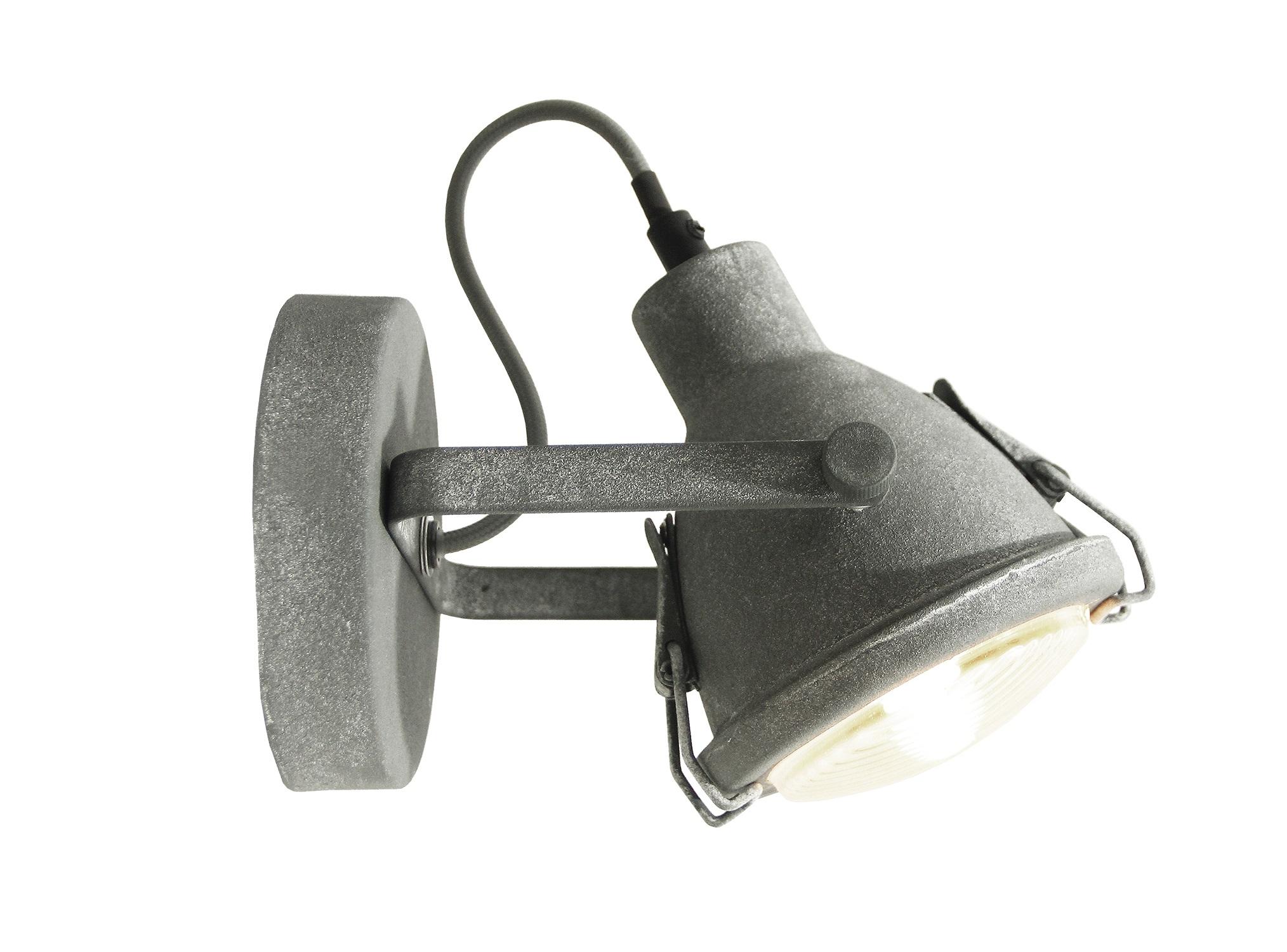 Настенно-потолочный светильникСпоты<br>&amp;lt;div&amp;gt;&amp;lt;div&amp;gt;Вид цоколя: E14&amp;lt;/div&amp;gt;&amp;lt;div&amp;gt;Мощность: 40W&amp;lt;/div&amp;gt;&amp;lt;div&amp;gt;Количество ламп: 1&amp;lt;/div&amp;gt;&amp;lt;div&amp;gt;Наличие ламп: отсутствуют.&amp;lt;/div&amp;gt;&amp;lt;/div&amp;gt;<br><br>Material: Металл<br>Ширина см: 13<br>Высота см: 13<br>Глубина см: 20