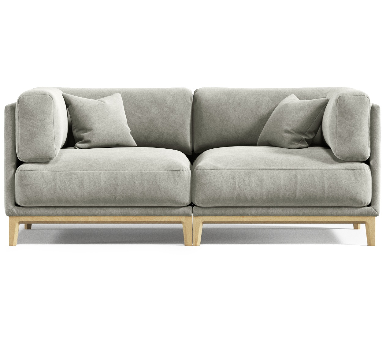 Диван Case 6Модульные диваны<br>&amp;lt;div&amp;gt;Эта модель двухместного дивана подойдет в любые помещения благодаря модульной конструкции, современному дизайну и эргономичному наполнителю. Объемные подушки из прорезиненного пенополиуретана нескольких степеней жесткости вместе с удобной глубокой посадкой создают необычайно комфортную зону отдыха и легко восстанавливают форму.&amp;lt;br&amp;gt;&amp;lt;/div&amp;gt;&amp;lt;div&amp;gt;&amp;lt;br&amp;gt;&amp;lt;/div&amp;gt;&amp;lt;div&amp;gt;Все чехлы съемные, их легко стирать. Диваны не имеют оборотной стороны и могут устанавливаться в центре помещения. В комплекте с диваном поставляются декоративные подушки.&amp;amp;nbsp;&amp;lt;div&amp;gt;Диван Case доступен к заказу в нескольких категориях ткани и с 5 вариантами тонировки ножек. Кроме того, возможен заказ дивана Case в индивидуальном размере и в собственной ткани.&amp;lt;/div&amp;gt;&amp;lt;div&amp;gt;Вы можете выбрать любой цвет обивки из палитры. В категории 2 цена без изменения. Категории 1 и 3 цена по запросу у менеджера.&amp;amp;nbsp;&amp;lt;div&amp;gt;Также возможны нестандартные варианты сочетания обивки и отделки дивана. Гарантия на изделия составляет 3 года.&amp;lt;/div&amp;gt;&amp;lt;/div&amp;gt;&amp;lt;/div&amp;gt;<br><br>Material: Текстиль<br>Ширина см: 188<br>Высота см: 80<br>Глубина см: 94
