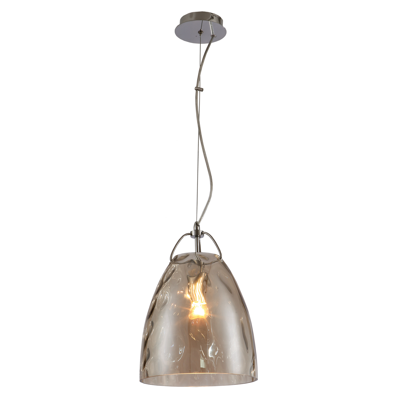 Подвесной светильникПодвесные светильники<br><br>Вид цоколя: E27<br>Мощность: 60W<br>Количество ламп: 1<br>Наличие ламп: отсутствуют.<br><br><br>kit: None<br>gender: None