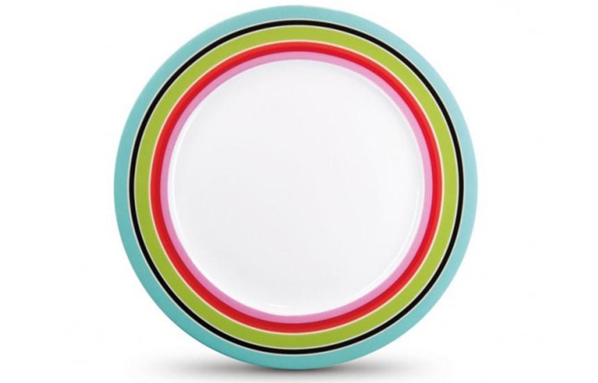 """Фарфоровая тарелка """"Stripy"""""""