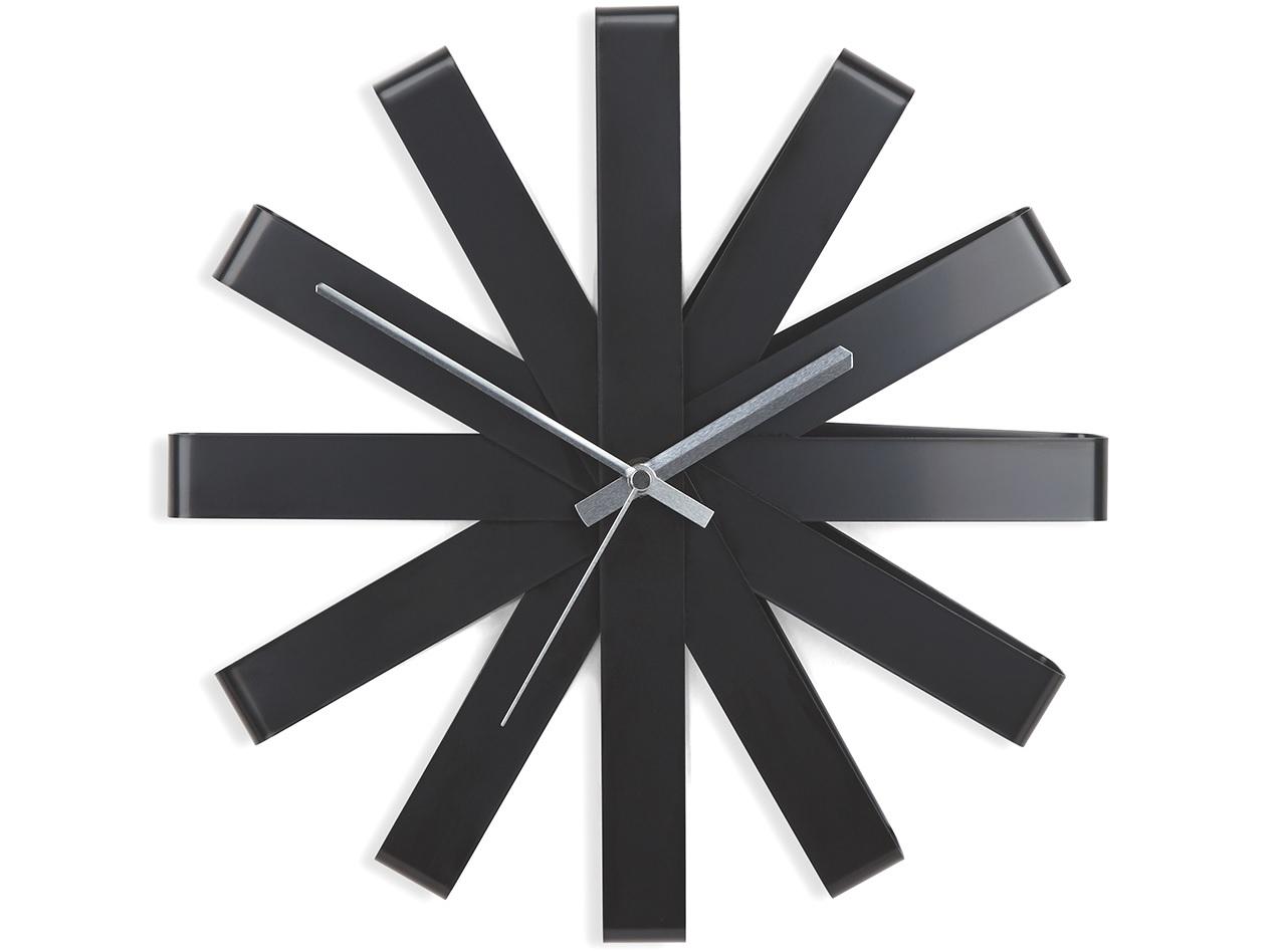 Часы настенные RibbonНастенные часы<br>Оригинальные металлические часы, циферблат которых по форме напоминает своеобразный ленточный бант. Бесшумный ход.&amp;lt;div&amp;gt;&amp;lt;br&amp;gt;&amp;lt;/div&amp;gt;&amp;lt;div&amp;gt;Работают от одной стандартной батарейки АА (в комплект не входит).&amp;lt;/div&amp;gt;&amp;lt;div&amp;gt;Дизайн: Michelle Ivankovic&amp;lt;/div&amp;gt;<br><br>Material: Металл<br>Width см: 30,5<br>Depth см: 5,7<br>Height см: 30,5