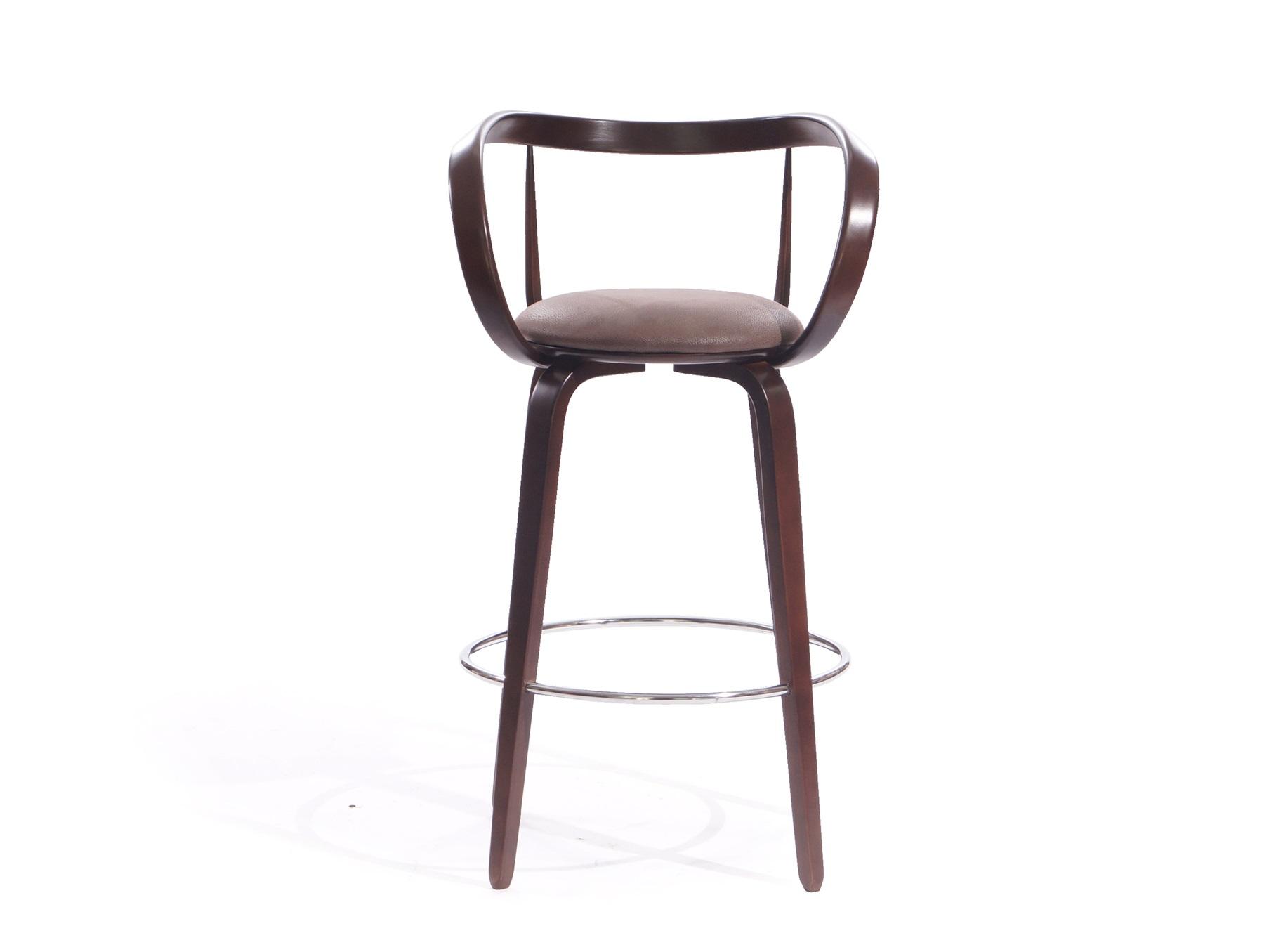 Стул барный AprioriБарные стулья<br>&amp;lt;div&amp;gt;Барный стул из натурального гнутого дерева.&amp;amp;nbsp;&amp;lt;/div&amp;gt;&amp;lt;div&amp;gt;&amp;lt;br&amp;gt;&amp;lt;/div&amp;gt;&amp;lt;div&amp;gt;Высота от пола до верха сидения 70см .&amp;amp;nbsp;&amp;lt;/div&amp;gt;&amp;lt;div&amp;gt;Материал: Натуральное дерево,береза, цвет: венге.&amp;amp;nbsp;&amp;lt;/div&amp;gt;&amp;lt;div&amp;gt;Обивка: Ткань, цвет: гранд каньон.&amp;lt;/div&amp;gt;<br><br>Material: Текстиль<br>Length см: 50<br>Width см: 45<br>Depth см: None<br>Height см: 100<br>Diameter см: None