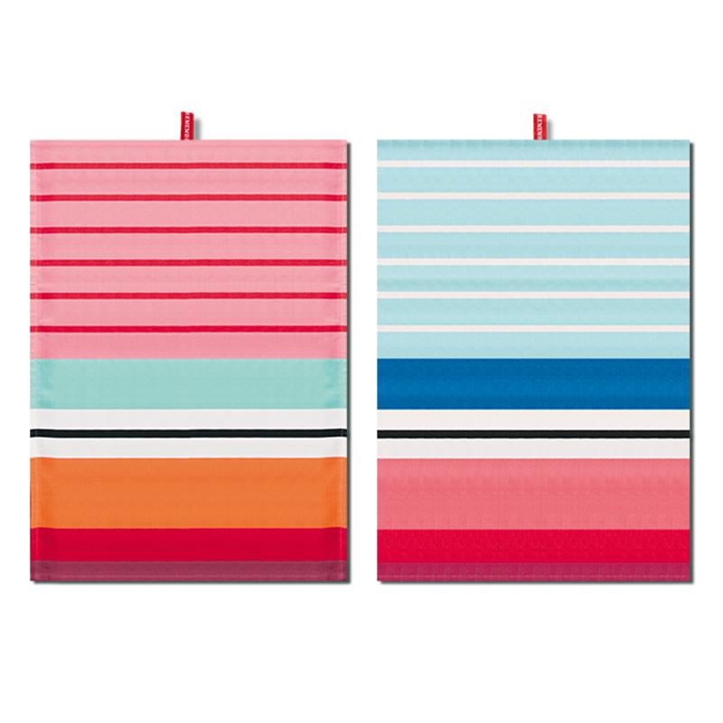 Набор кухонных полотенецКомплекты полотенец<br>Если пользоваться такими полотенцами, то можно скрасить процесс мытья посуды! Новая коллекция ярких полотенец обеспечит хорошее настроение для любой кухни. Набор из двух полотенец разного цвета.&amp;lt;div&amp;gt;&amp;lt;br&amp;gt;&amp;lt;/div&amp;gt;&amp;lt;div&amp;gt;Размер каждого полотенца 50 х 70 см. Сделаны из 100% хлопка.&amp;lt;/div&amp;gt;<br><br>Material: Хлопок<br>Length см: 70<br>Width см: 50