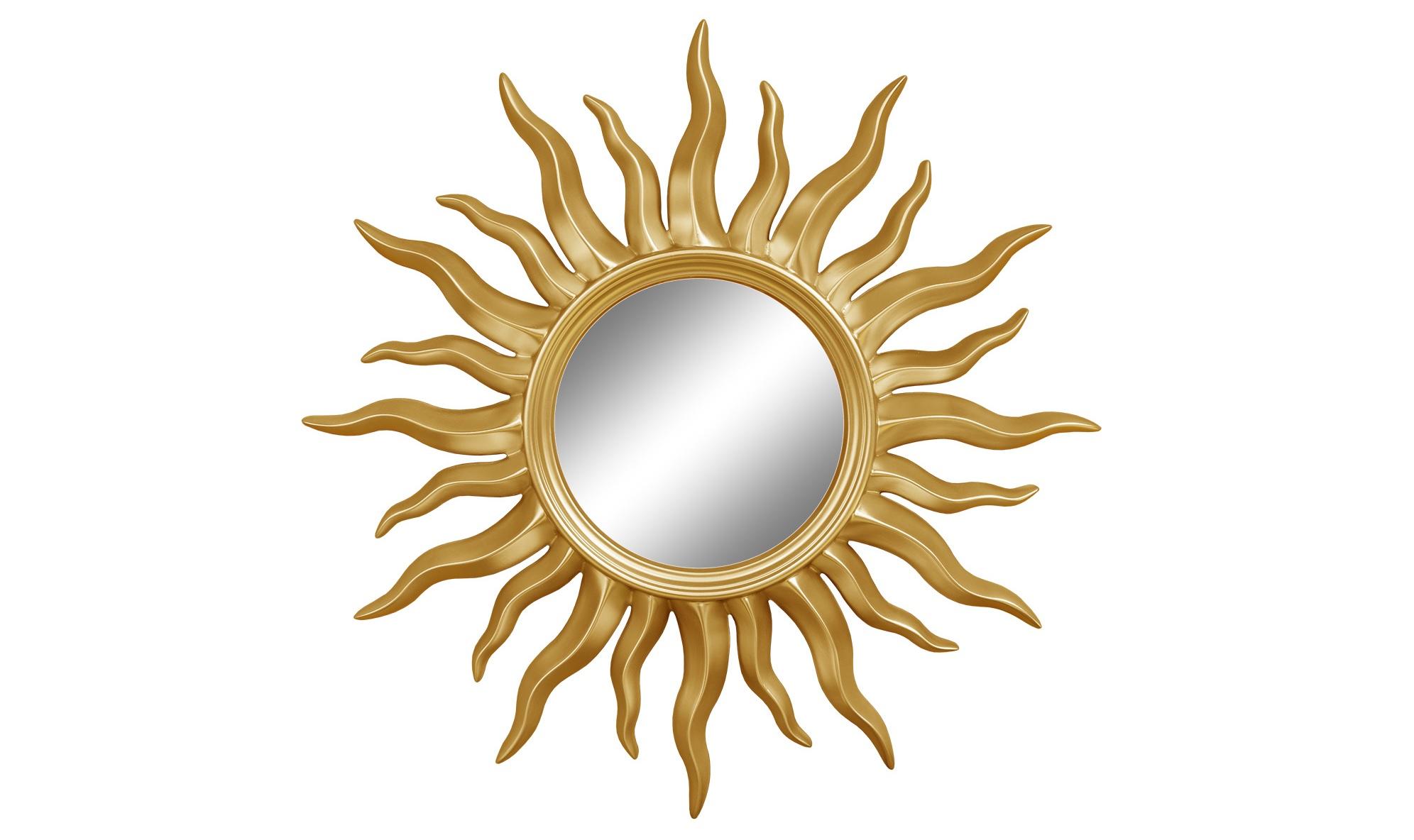 ЗеркалоНастенные зеркала<br>Зеркало Солнце в декоративной раме является прекрасным украшением интерьера. Зеркало в виде Солнца исключительный предмет интерьера, символ гармонии и совершенства, а солнечные лучи дарят хорошее настроение и теплоту.&amp;lt;div&amp;gt;&amp;lt;br&amp;gt;&amp;lt;/div&amp;gt;&amp;lt;div&amp;gt;Рама для этого зеркала произведена из высококачественного мебельного пенополиуретана ППУ. Мебельный пенополиуретан (ППУ) является одним из самых распространенных современных материалов для производства мебели и мебельного декора. Формовочный мебельный пенополиуретан ППУ - это высокотехнологичный экологический чистый материал, отличающийся повышенной износостойкостью и долговечностью.Рекомендации по уходу: Бережная, влажная уборка. Запрещается использование любых растворителей.&amp;lt;br&amp;gt;&amp;lt;/div&amp;gt;<br><br>Material: Полиуретан<br>Length см: None<br>Width см: None<br>Depth см: 4<br>Height см: None<br>Diameter см: 91
