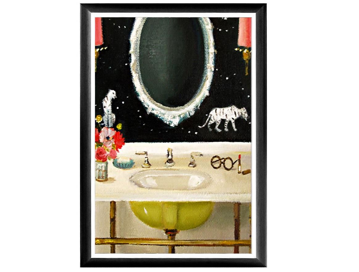 Арт-постер Саблезубый тигрПостеры<br>&amp;lt;div&amp;gt;&amp;lt;div&amp;gt;Стильный арт-постер - меткий аксессуар, способный зарядить наши пространства теплой цветовой энергией, не лишенной дизайнерской прихоти и салонного шарма. Репродукции, стилизованные яркими палитрами постимпрессионизма, особенно эффектны на фоне строгих грациозных рам, четко разграничивающих зоны светской респектабельности и безмятежного релакса. Строгая грациозная рама выигрышно подчеркнет яркие палитры постимпрессионизма, богатого теплой энергией, позитивными эмоциями и светлым настроением, столь желанными нашей повседневной домашней атмосфере. Классический цвет рамы составит безупречную гармонию прочим дизайнерским аксессуарам.&amp;lt;/div&amp;gt;&amp;lt;div&amp;gt;&amp;lt;br&amp;gt;&amp;lt;/div&amp;gt;&amp;lt;div&amp;gt;Материал: рама - багет из полистирола; защитный слой - прозрачный пластик; профессиональная печать на дизайнерской бумаге.&amp;lt;/div&amp;gt;&amp;lt;/div&amp;gt;&amp;lt;div&amp;gt;&amp;lt;br&amp;gt;&amp;lt;/div&amp;gt;<br><br>&amp;lt;iframe width=&amp;quot;530&amp;quot; height=&amp;quot;360&amp;quot; src=&amp;quot;https://www.youtube.com/embed/MDYV1hT42Qs&amp;quot; frameborder=&amp;quot;0&amp;quot; allowfullscreen=&amp;quot;&amp;quot;&amp;gt;&amp;lt;/iframe&amp;gt;<br><br>Material: Бумага<br>Width см: 46<br>Depth см: 2<br>Height см: 66