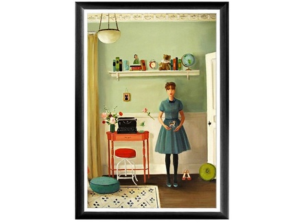 Арт-постер урсула необыкновенная (object desire) мультиколор 46.0x66.0x2.0 см.