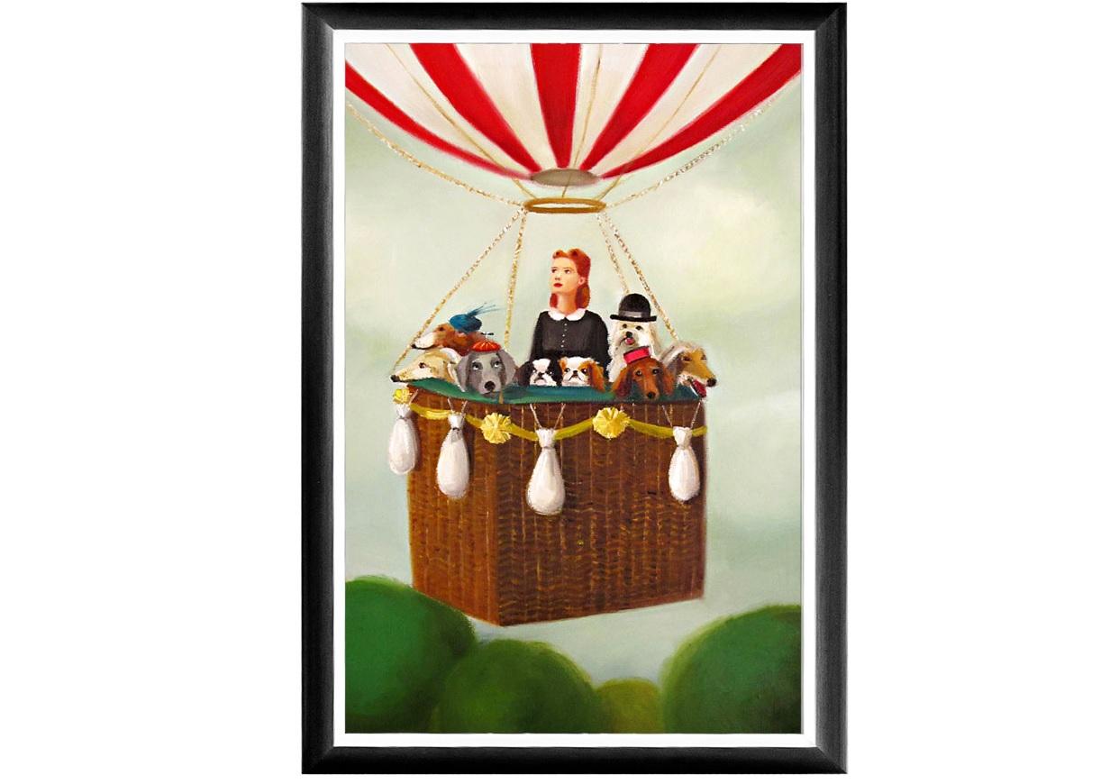 Арт-постер Воздушные авантюристыПостеры<br>&amp;lt;div&amp;gt;&amp;lt;div&amp;gt;История арт - работы: Мисс Мун (Луна) работает гувернанткой у достопочтенных юных особ известных собачьих пород. Каждый день она преподает своим воспитанникам важные уроки. Каждый урок познавателен и нужен. Урок № 2: «Будьте верны своей мечте даже тогда, когда ваше приключение насыщено духом авантюризма». Строгая грациозная рама арт-постера «Воздушные авантюристы» выигрышно подчеркнет яркие палитры постимпрессионизма, богатого теплой энергией, позитивными эмоциями и светлым настроением, столь желанными нашей повседневной домашней атмосфере. Классический цвет рамы составит безупречную гармонию прочим дизайнерским аксессуарам.&amp;lt;/div&amp;gt;&amp;lt;div&amp;gt;&amp;lt;br&amp;gt;&amp;lt;/div&amp;gt;&amp;lt;div&amp;gt;Материал: рама - багет из полистирола; защитный слой - прозрачный пластик; профессиональная печать на дизайнерской бумаге.&amp;lt;/div&amp;gt;&amp;lt;/div&amp;gt;&amp;lt;div&amp;gt;&amp;lt;br&amp;gt;&amp;lt;/div&amp;gt;<br><br>&amp;lt;iframe width=&amp;quot;530&amp;quot; height=&amp;quot;360&amp;quot; src=&amp;quot;https://www.youtube.com/embed/MDYV1hT42Qs&amp;quot; frameborder=&amp;quot;0&amp;quot; allowfullscreen=&amp;quot;&amp;quot;&amp;gt;&amp;lt;/iframe&amp;gt;<br><br>Material: Бумага<br>Width см: 46<br>Depth см: 2<br>Height см: 66