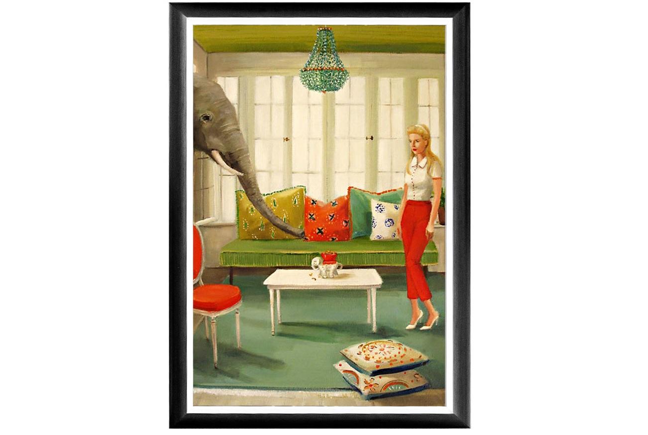 Арт-постер МалышПостеры<br>Сложно представить современный дом без картин или репродукций, назначение которых - не только украшать помещения, но и афишировать наш эстетический кругозор и собственно стиль жизни. Грациозные, визуально невесомые рамы феноменально гармоничны любому интерьерному жанру. Теплые тона и интригующие сюжеты современного импрессионизма озарят Ваши пространства светлой эмоциональной атмосферой. Строгая грациозная рама арт-постера «Малыш» выигрышно подчеркнет яркие палитры постимпрессионизма, богатого теплой энергией, позитивными эмоциями и светлым настроением, столь желанными нашей повседневной домашней атмосфере. Классический цвет рамы составит безупречную гармонию прочим дизайнерским аксессуарам.Материал: рама - багет из полистирола; защитный слой - прозрачный пластик; профессиональная печать на дизайнерской бумаге.<br><br><br><br>kit: None<br>gender: None