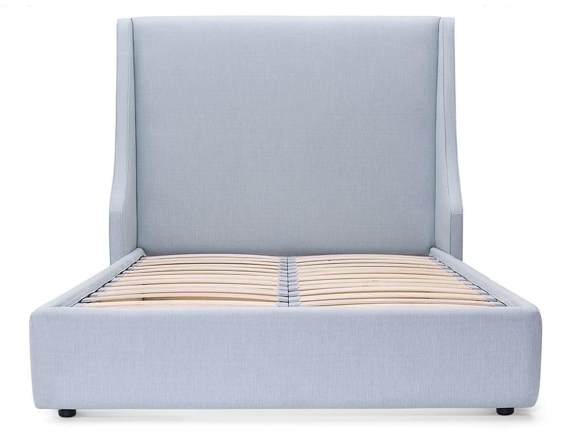 Кровать Davis Wingback BedКровати с мягким изголовьем<br>&amp;lt;div&amp;gt;Материалы: массив, текстиль&amp;amp;nbsp;&amp;lt;/div&amp;gt;&amp;lt;div&amp;gt;Варианты исполнения: более 200 цветов высокой категории (включено в стоимость), ткань заказчика&amp;amp;nbsp;&amp;lt;/div&amp;gt;&amp;lt;div&amp;gt;Дополнительные возможности: подъемный механизм&amp;amp;nbsp;&amp;lt;/div&amp;gt;&amp;lt;div&amp;gt;Размер спального места: 160х200 см (также возможны варианты: 140х200 см, 180х200 см, 200х200 см)&amp;lt;/div&amp;gt;<br><br>Material: Текстиль<br>Length см: 225<br>Width см: 180<br>Height см: 140