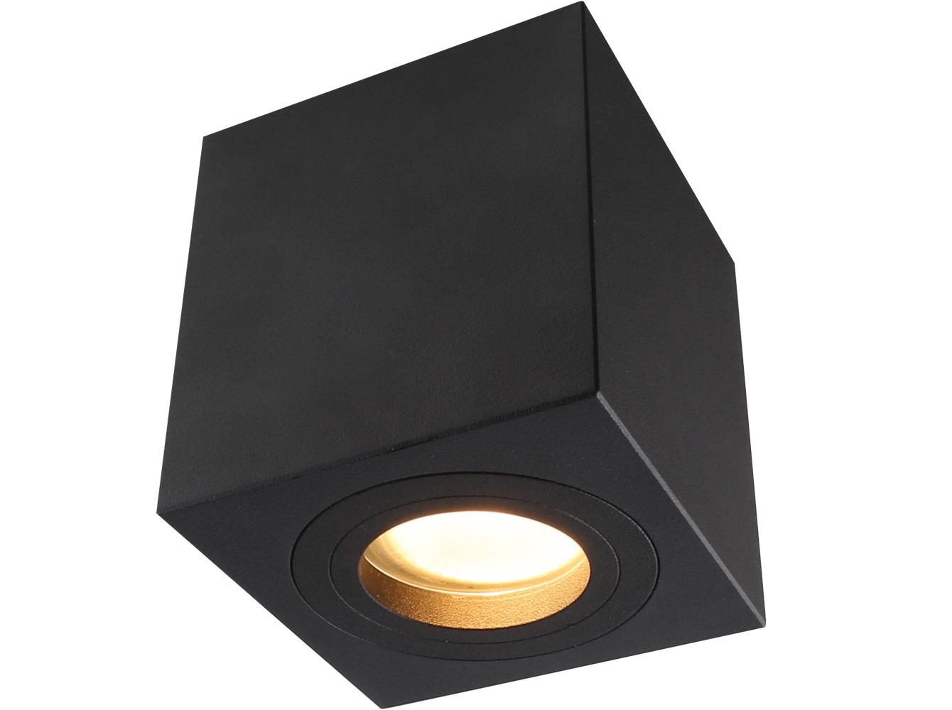 Потолочный поворотный светильникСпоты<br>Вид цоколя: GU10&amp;lt;div&amp;gt;&amp;lt;div&amp;gt;Мощность: 50W&amp;lt;/div&amp;gt;&amp;lt;div&amp;gt;Количество ламп: 1&amp;lt;/div&amp;gt;&amp;lt;/div&amp;gt;<br><br>Material: Алюминий<br>Ширина см: 9<br>Высота см: 9<br>Глубина см: 9