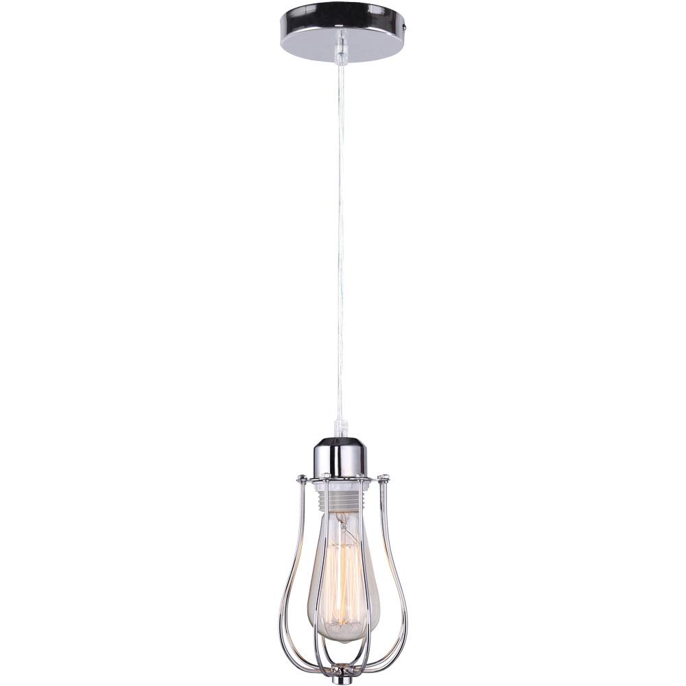 Подвесной светильникПодвесные светильники<br>&amp;lt;div&amp;gt;Вид цоколя: E27&amp;lt;/div&amp;gt;&amp;lt;div&amp;gt;Мощность: 40W&amp;lt;/div&amp;gt;&amp;lt;div&amp;gt;Количество ламп: 1&amp;lt;/div&amp;gt;<br><br>Material: Металл<br>Height см: 20<br>Diameter см: 11