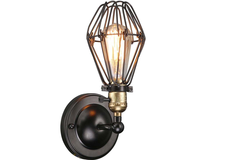Настенный светильникБра<br>&amp;lt;div&amp;gt;Вид цоколя: E27&amp;lt;/div&amp;gt;&amp;lt;div&amp;gt;Мощность: 40W&amp;lt;/div&amp;gt;&amp;lt;div&amp;gt;Количество ламп: 1&amp;lt;/div&amp;gt;<br><br>Material: Металл<br>Width см: 14<br>Depth см: 13<br>Height см: 30