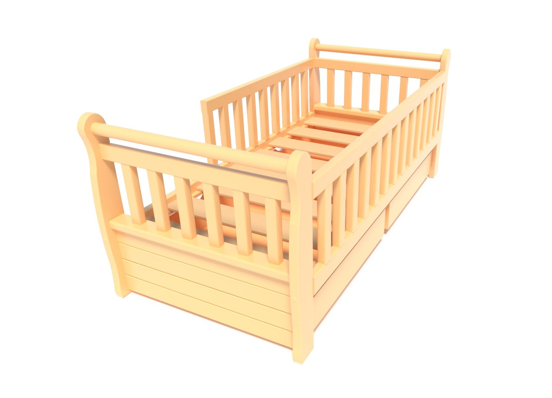 Детская кровать